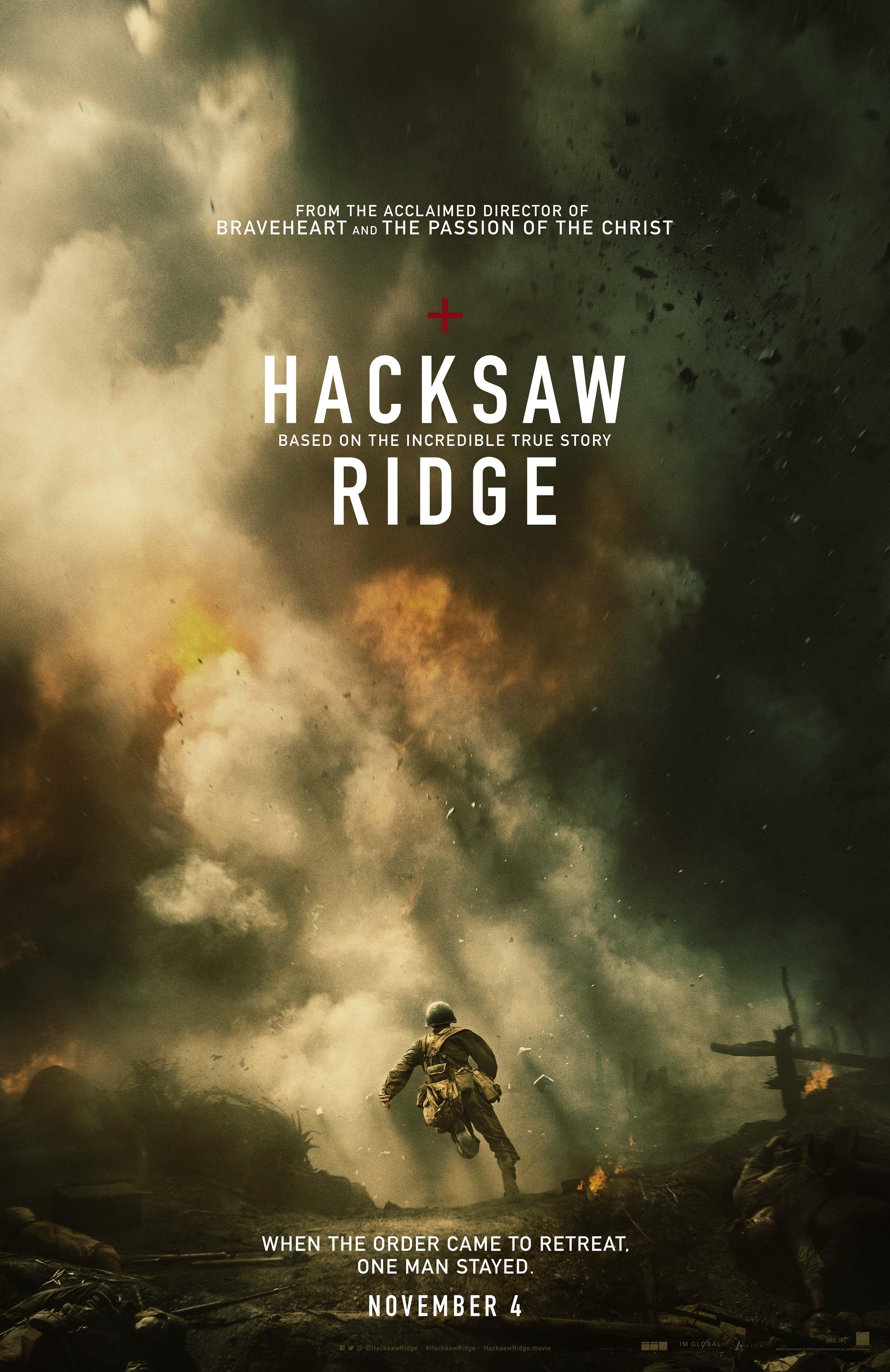 Hacksaw Ridge HD Wallpapers