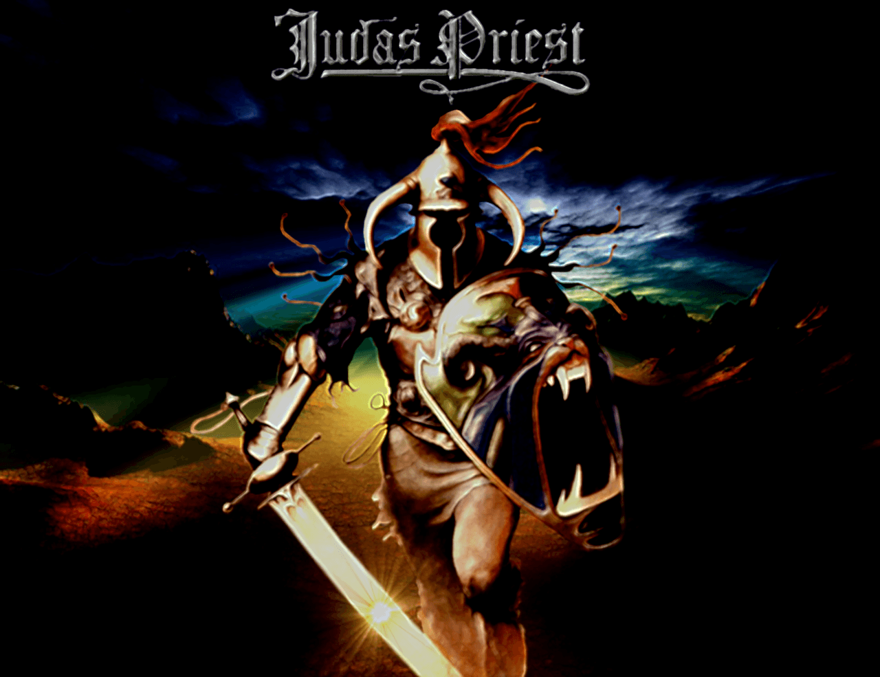 Judas Priest Wallpapers Wallpaper Cave