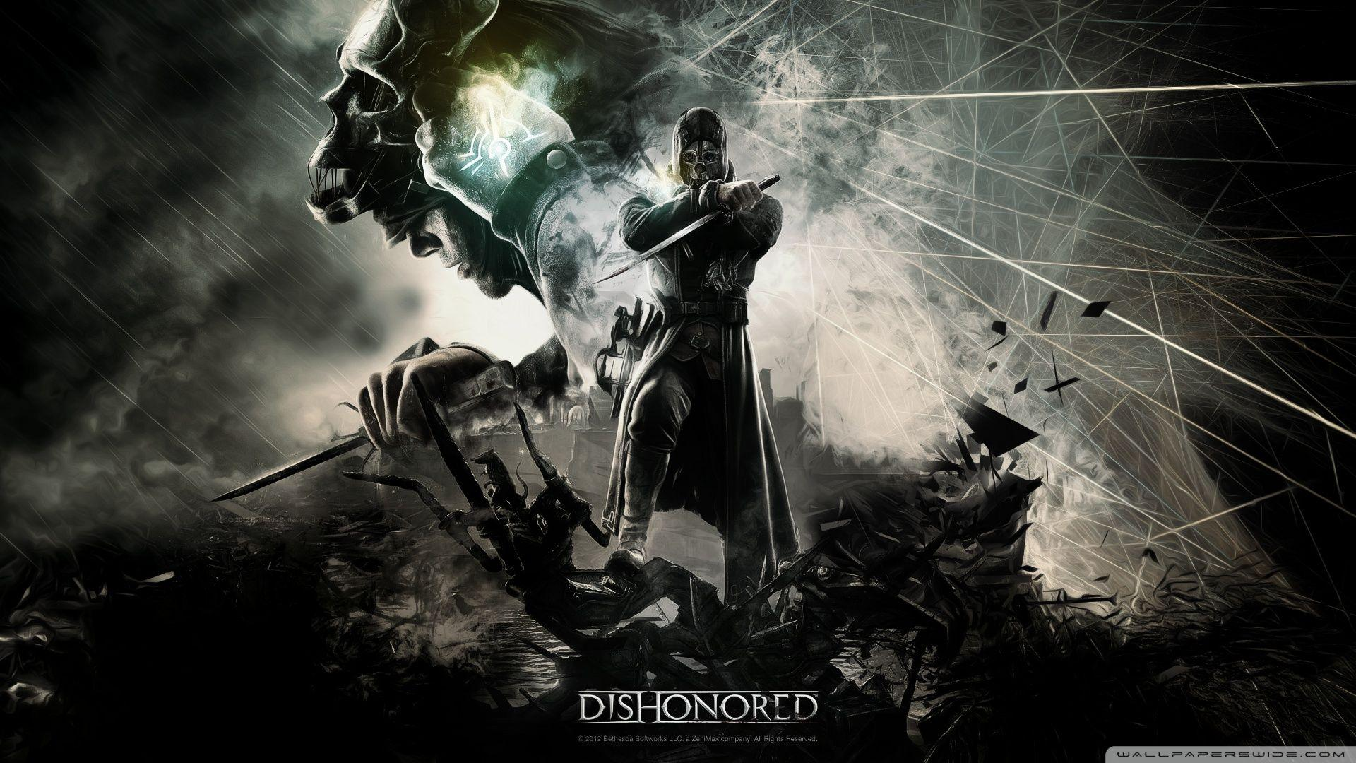 Dishonored Wallpapers - Wallpaper Cave