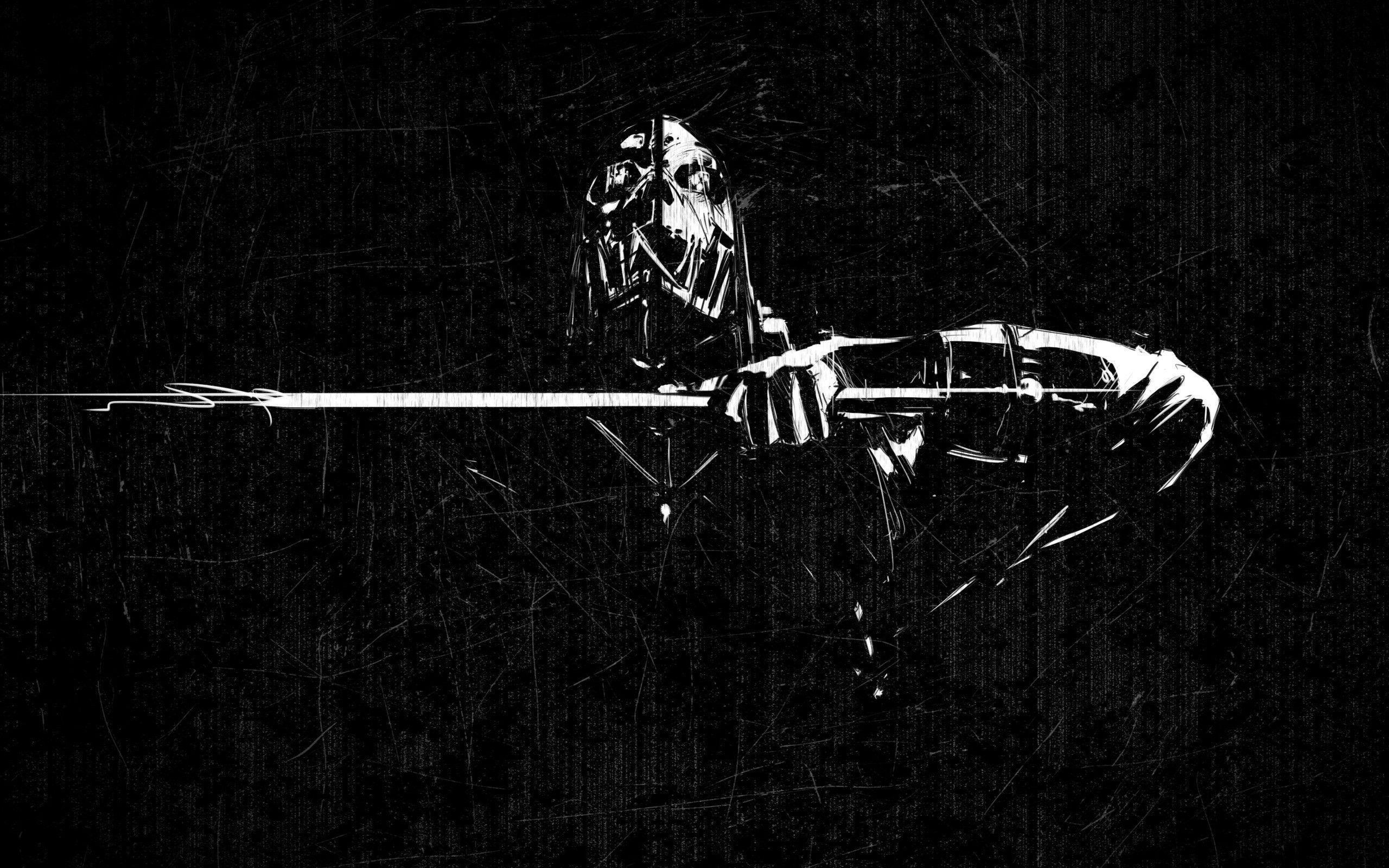 Dishonored, Digital Art Wallpapers HD / Desktop and Mobile Backgrounds