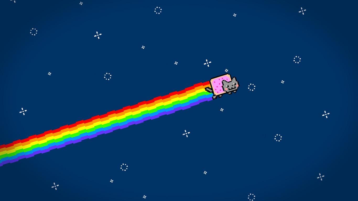 Nyan Cat Wallpapers (74 Wallpapers)