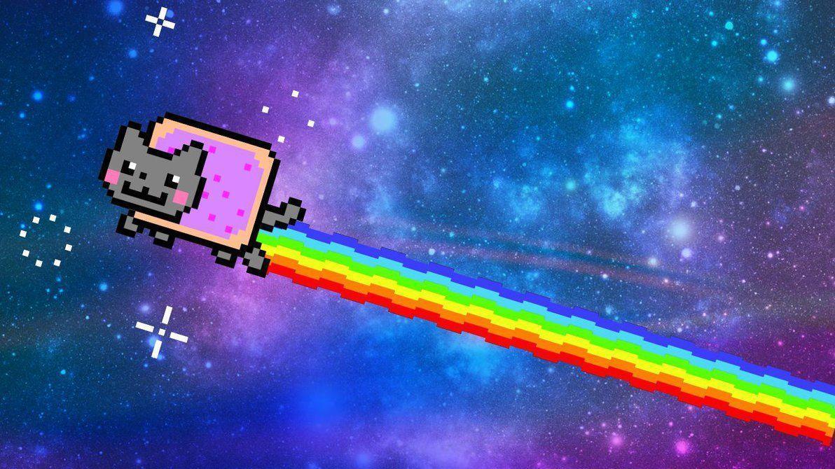 Nyan Cat Wallpapers