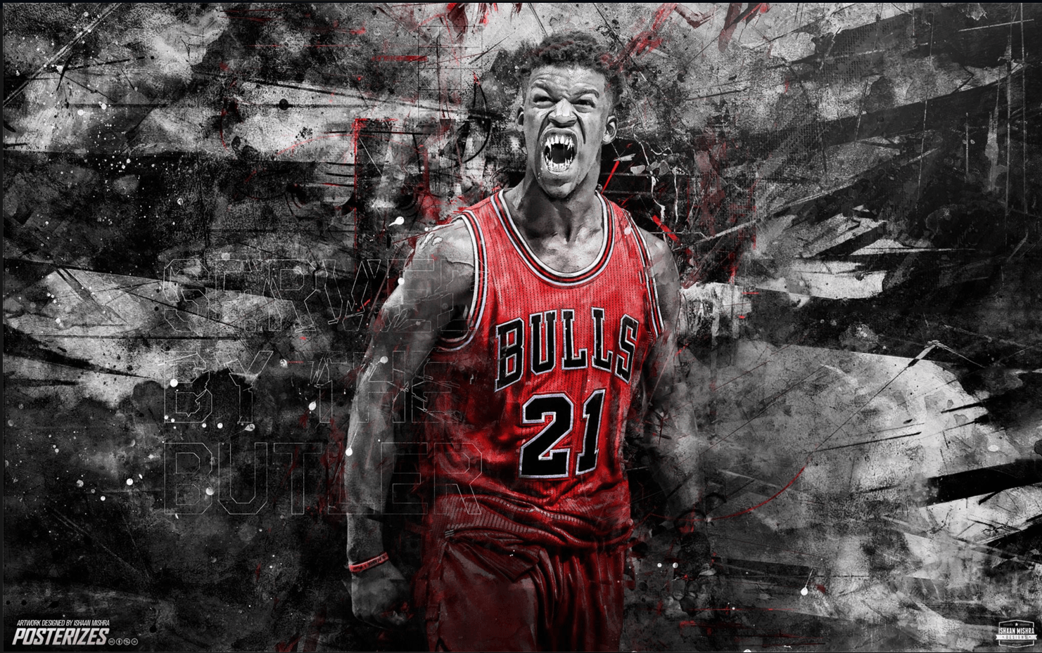 Does anyone have a high res image of Jimmy Butler dunking ... |Jimmy Butler Dunk Wallpaper