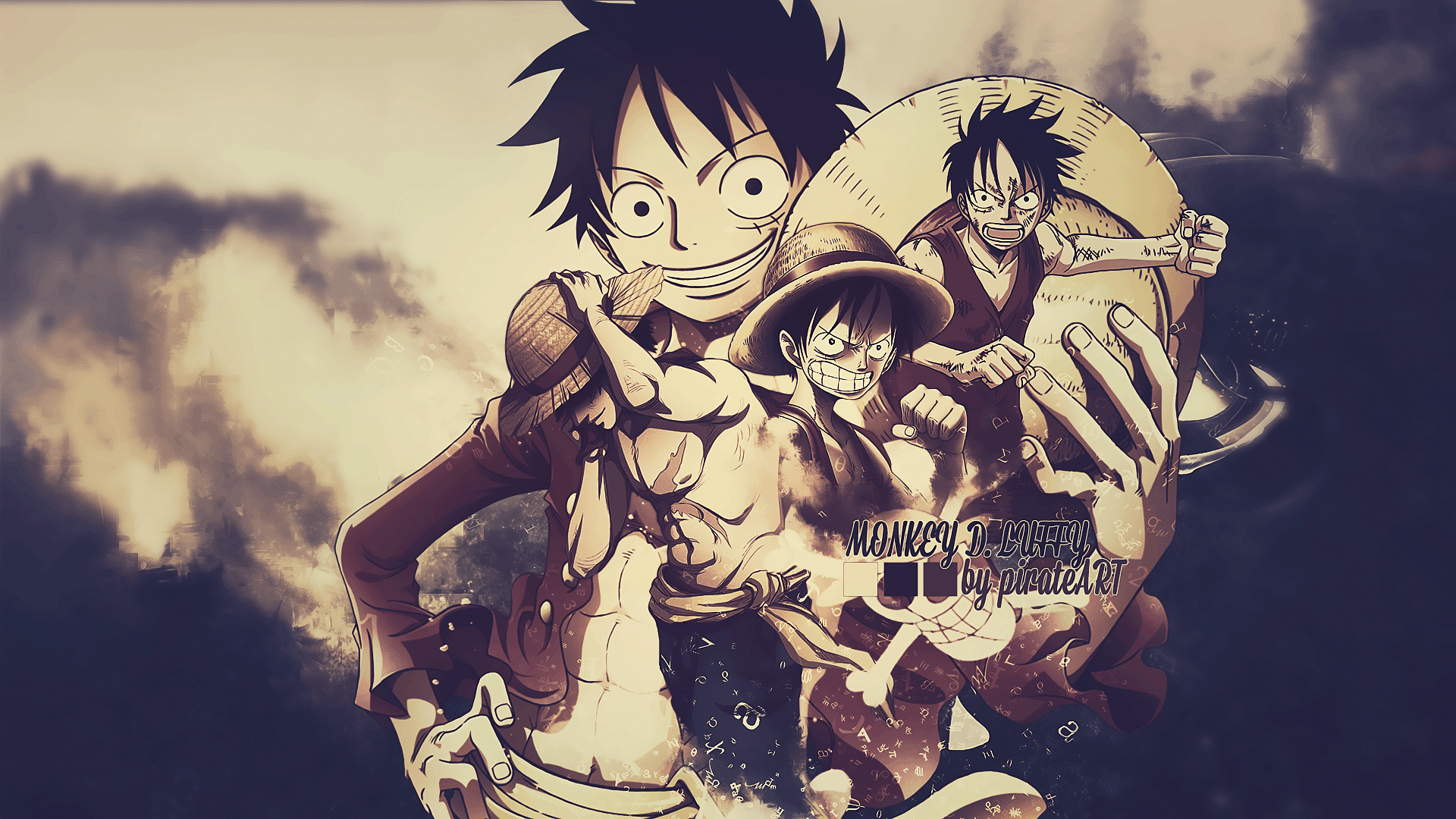 Monkey d luffy wallpapers wallpaper cave for D wall wallpaper