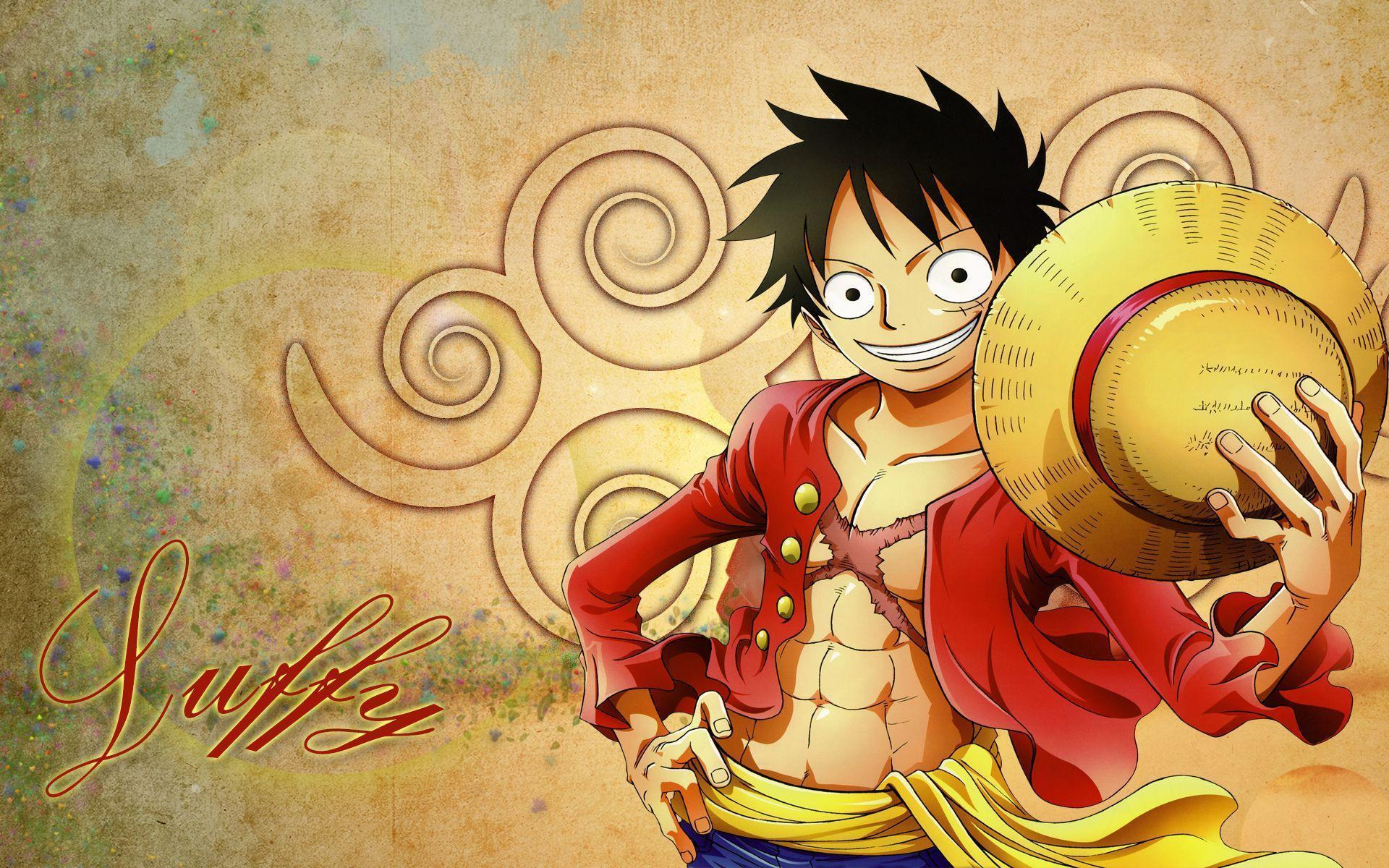 Monkey D Luffy Wallpapers High Quality
