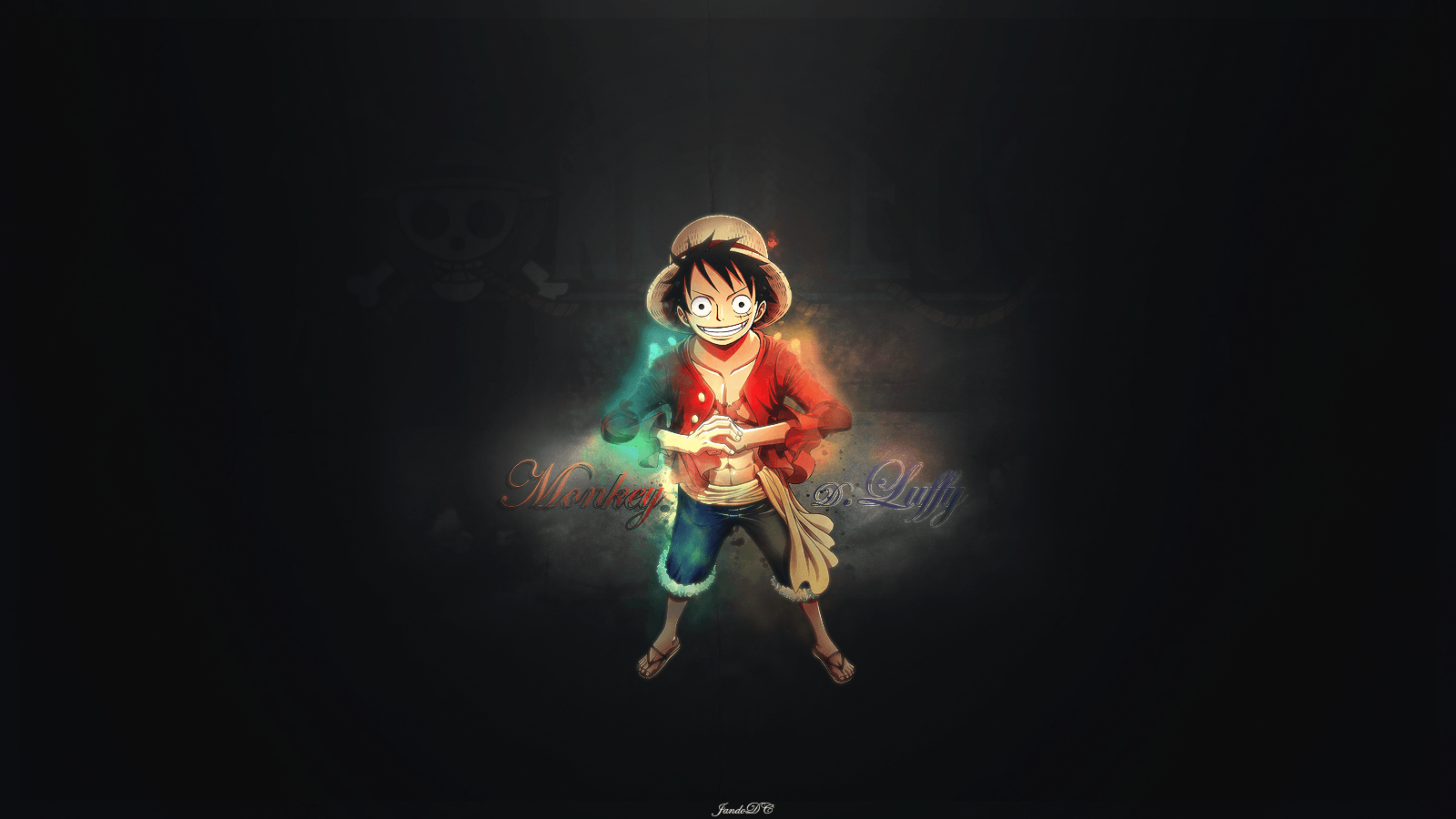 Monkey D Luffy Wallpaper HD