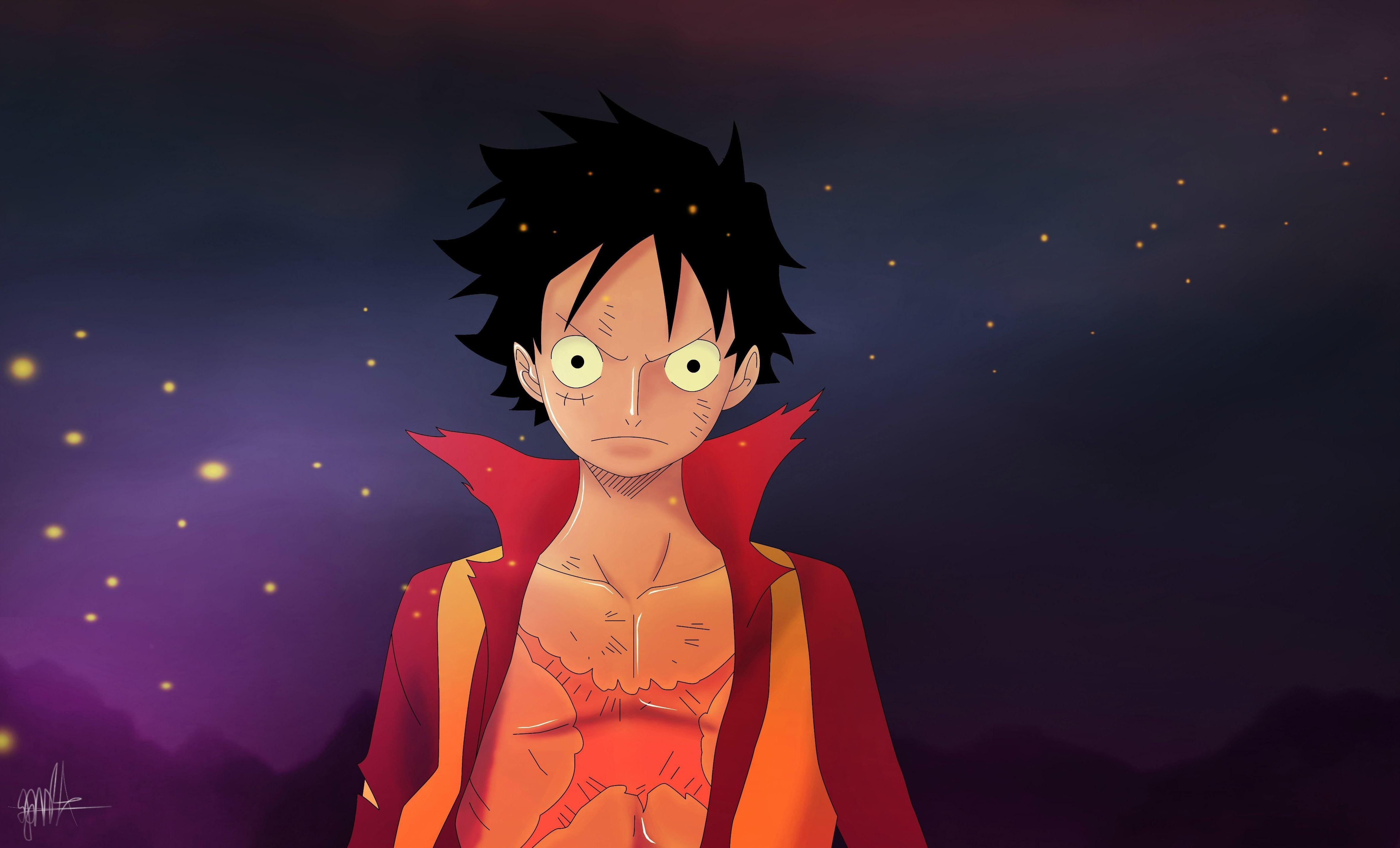 One Piece, Monkey D. Luffy Wallpapers HD / Desktop and Mobile