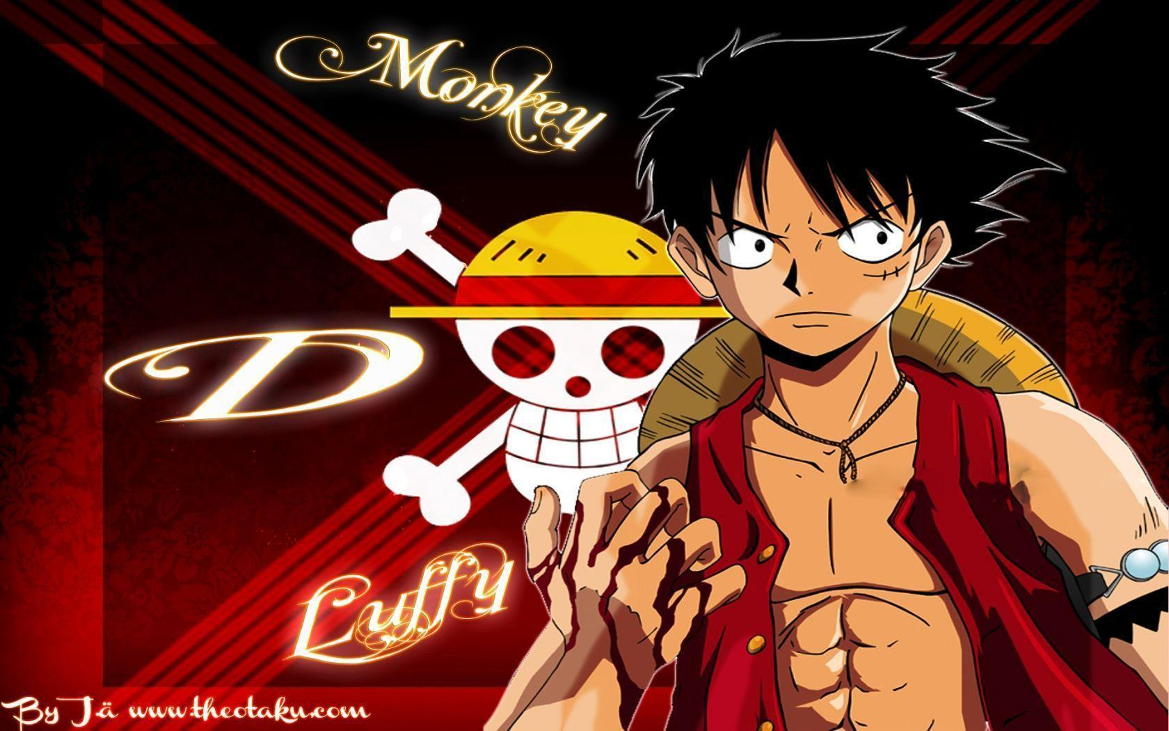 Wallpapers One Piece Luffy Group