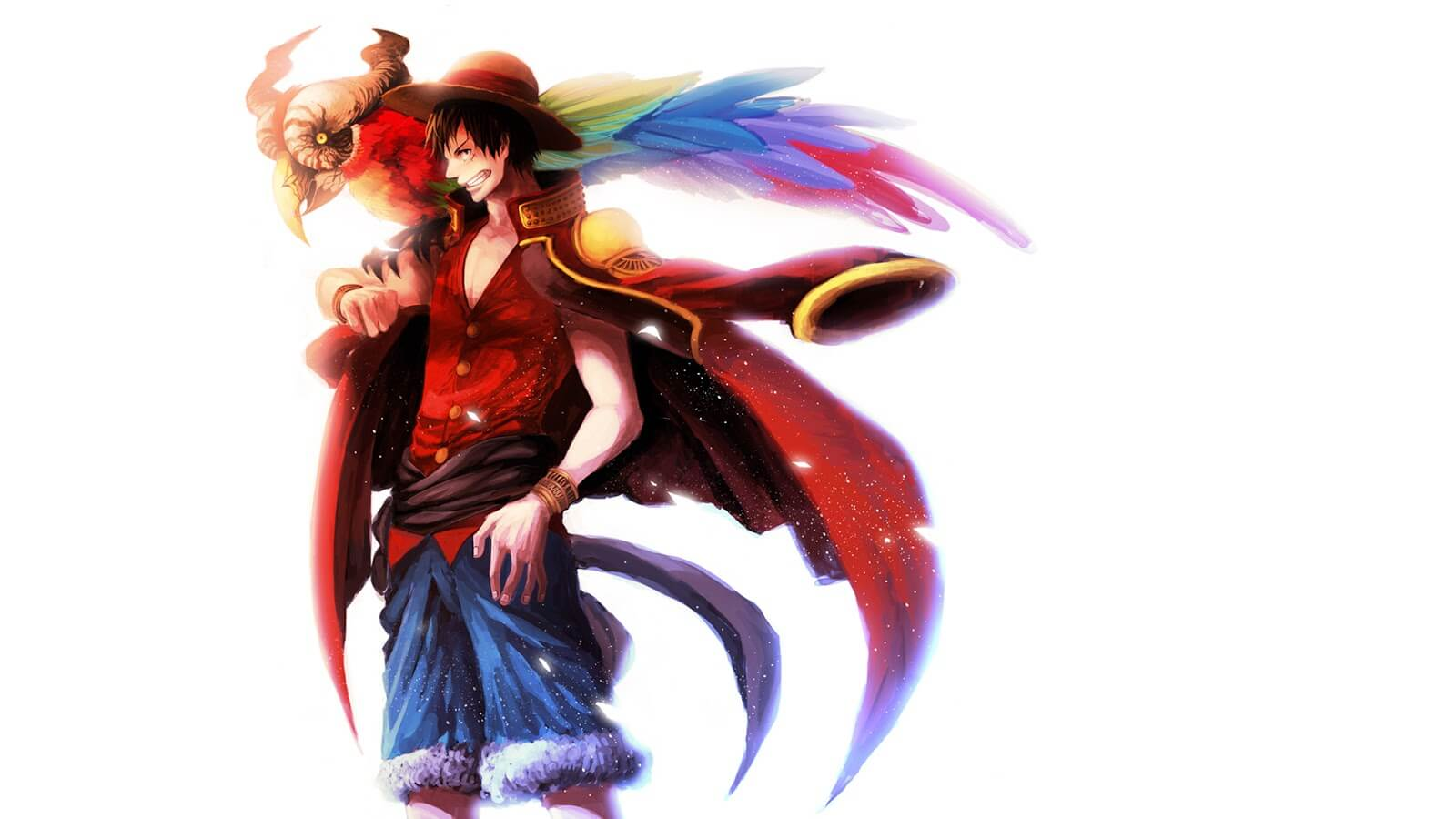 Monkey D Luffy Wallpapers Hd Download