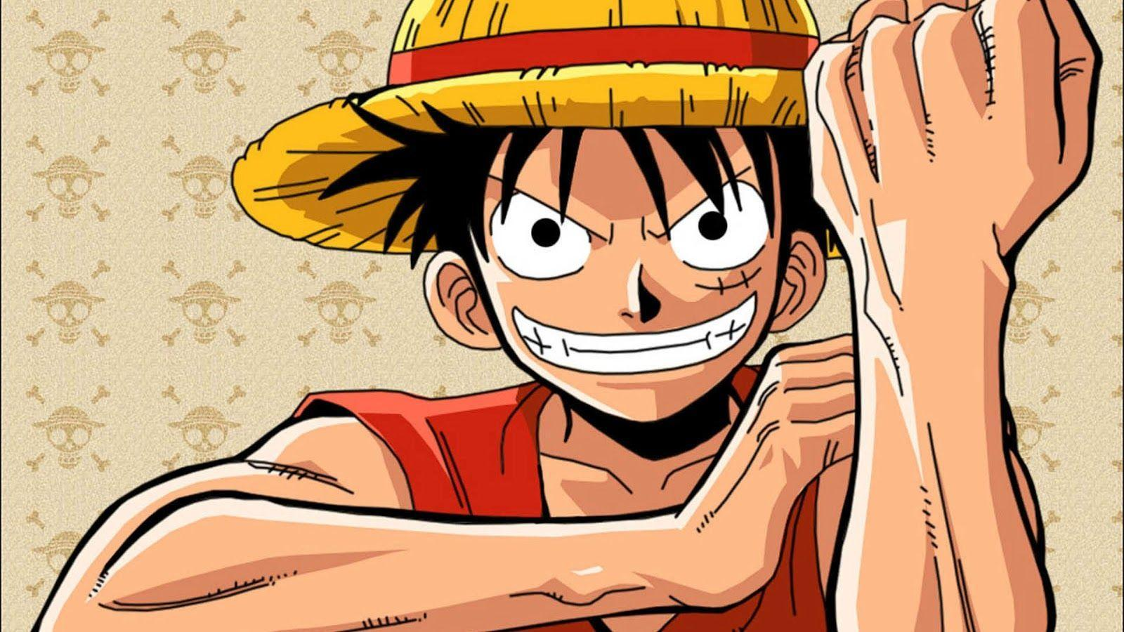 OnePiece Monkey D Luffy Wallpapers HD ~ One Piece Wallpapers