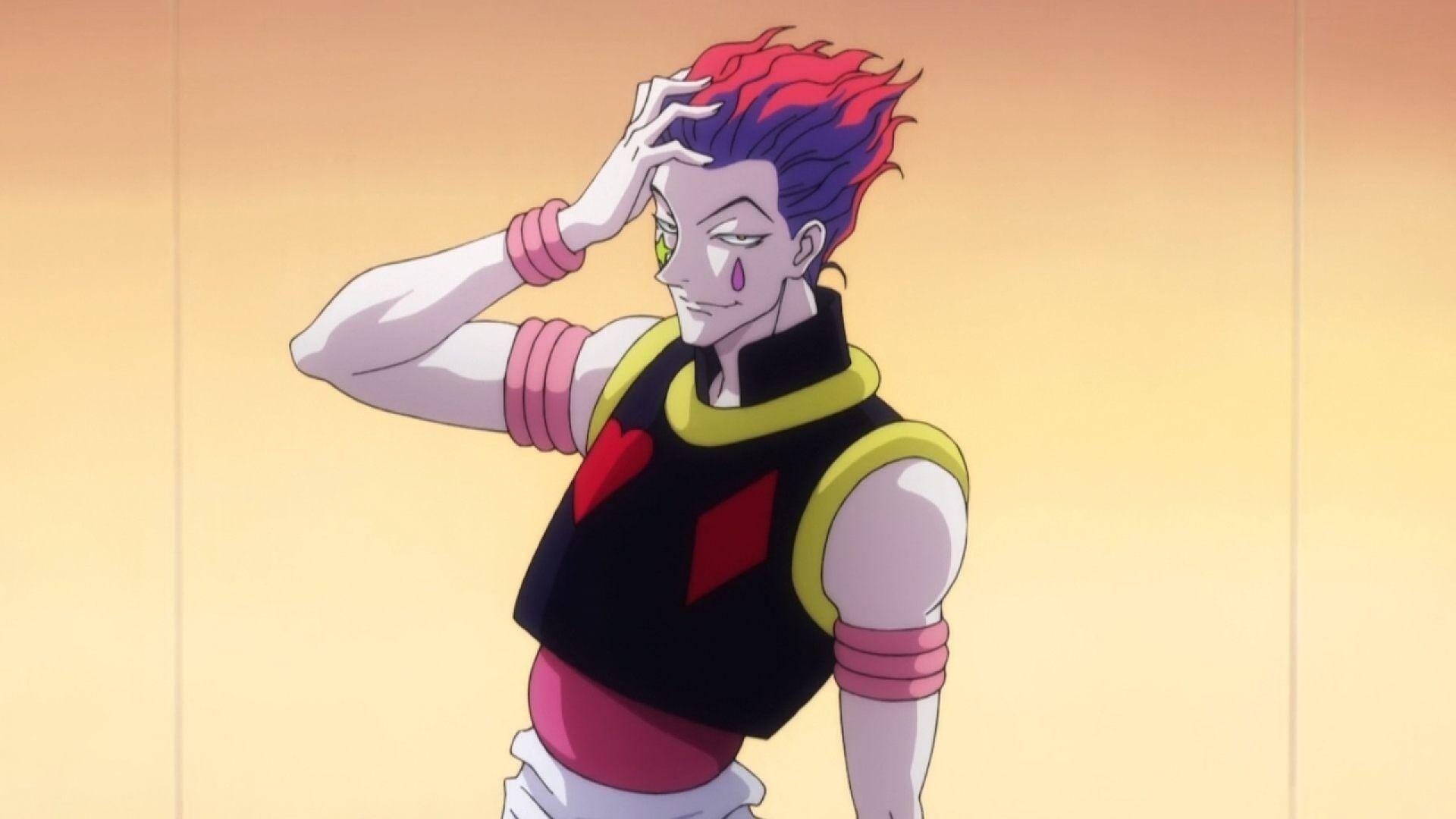 Anime Jester Characters : Hisoka wallpapers wallpaper cave
