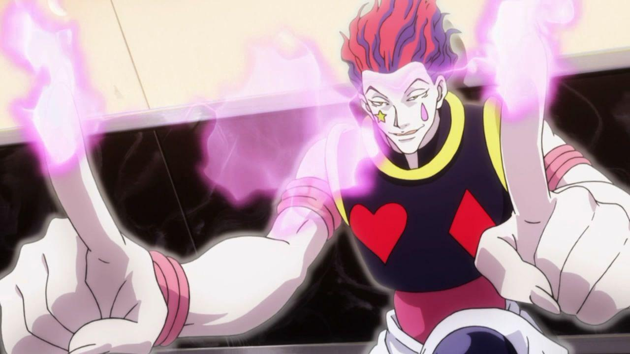 Hisoka Wallpapers Wallpaper Cave
