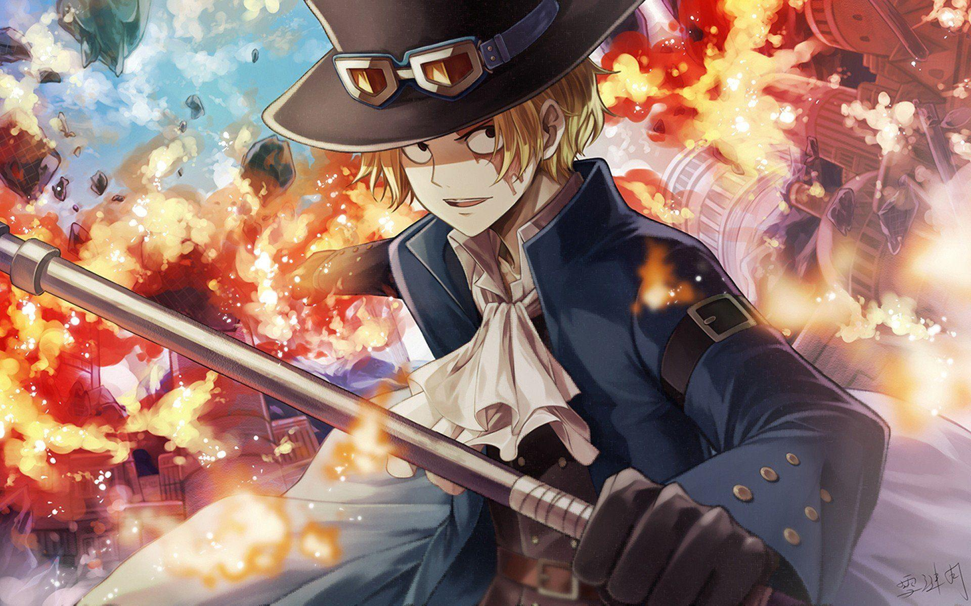 Sabo One Piece wallpapers