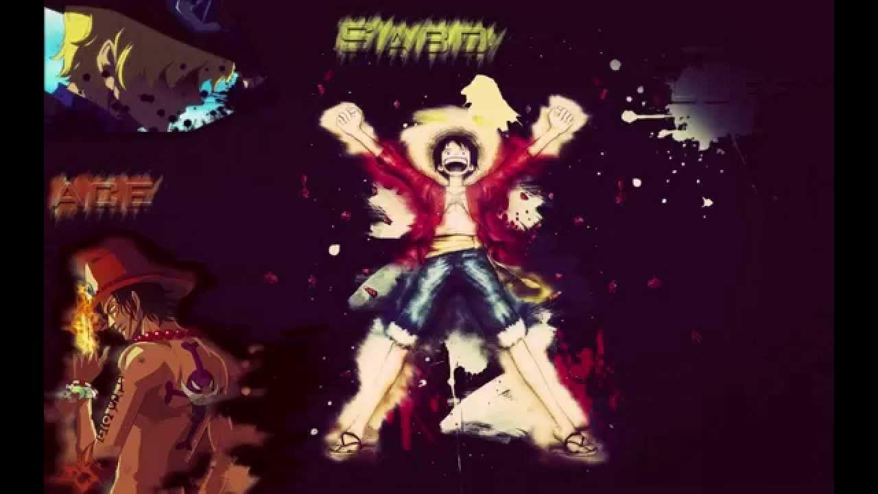 ace and luffy fighting wallpaper - photo #11