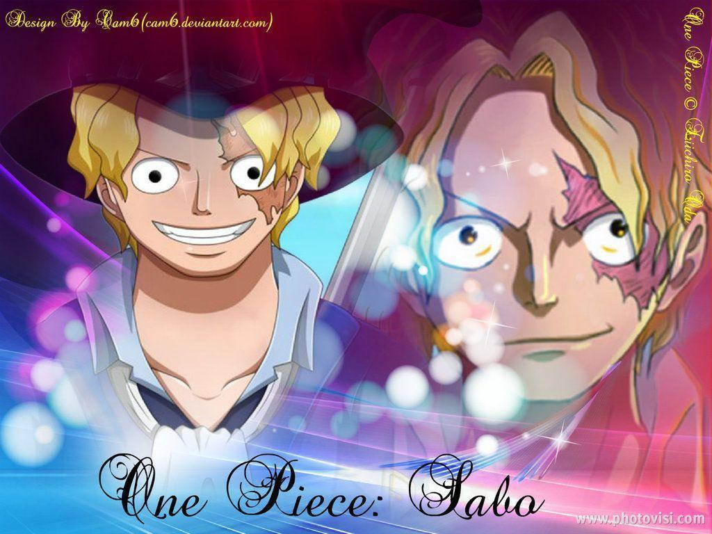One Piece Wallpaper: Sabo by cam6