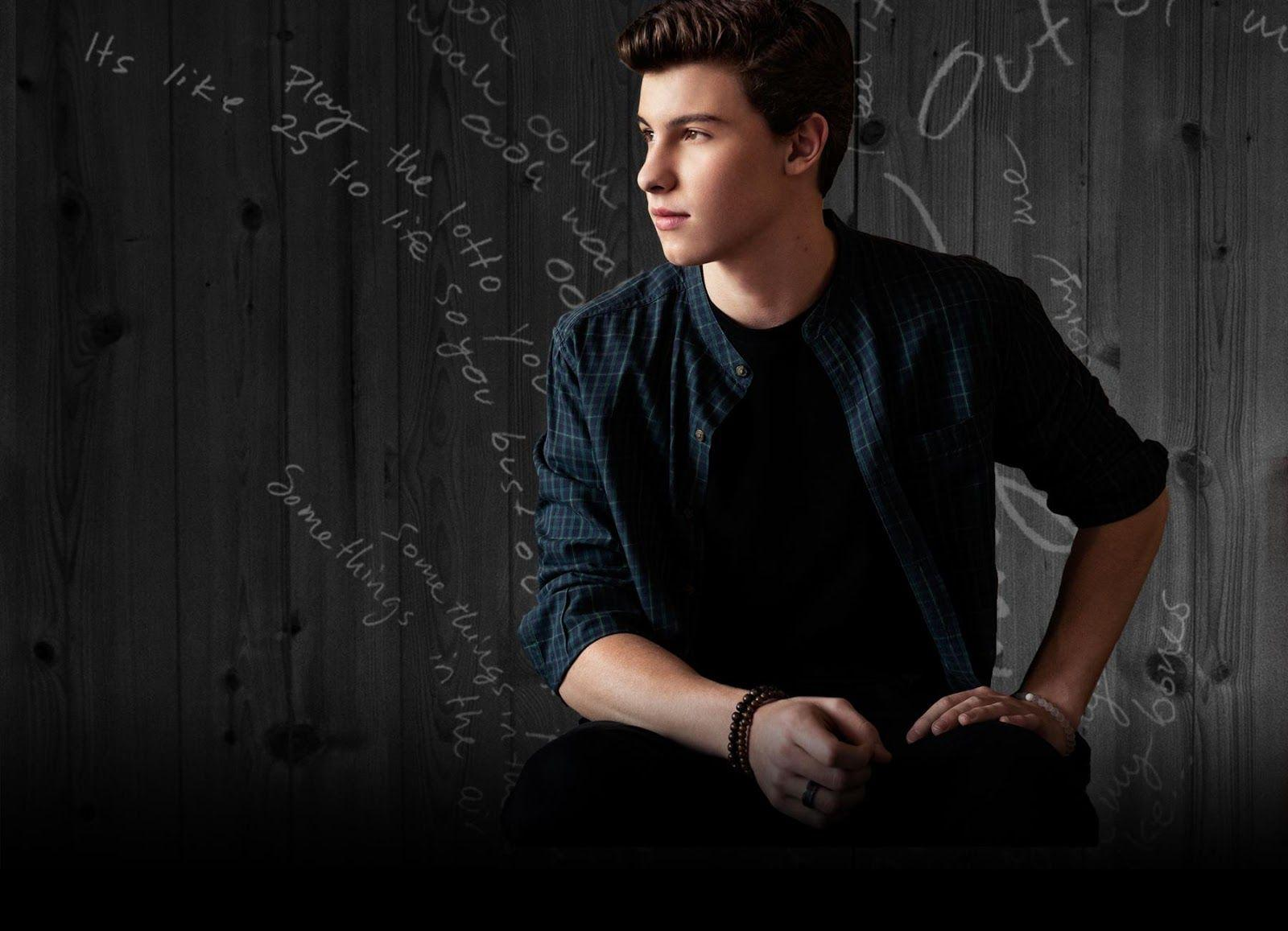 6 HD Shawn Mendes Wallpapers