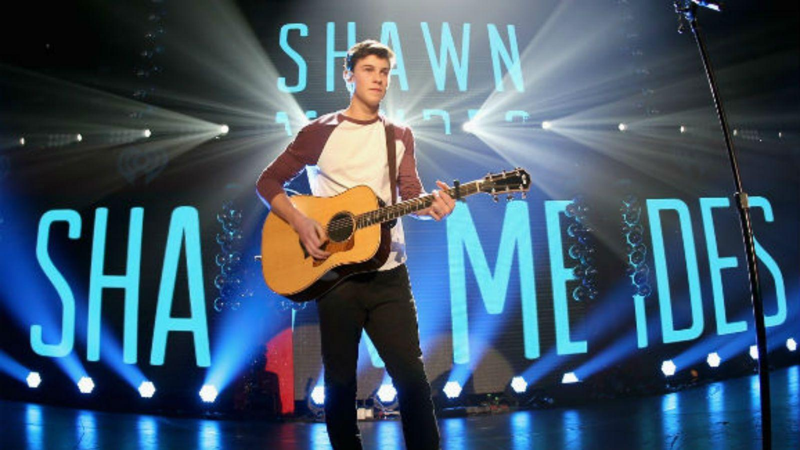 Shawn Mendes Represented For Canada As 2014&Big Breakout
