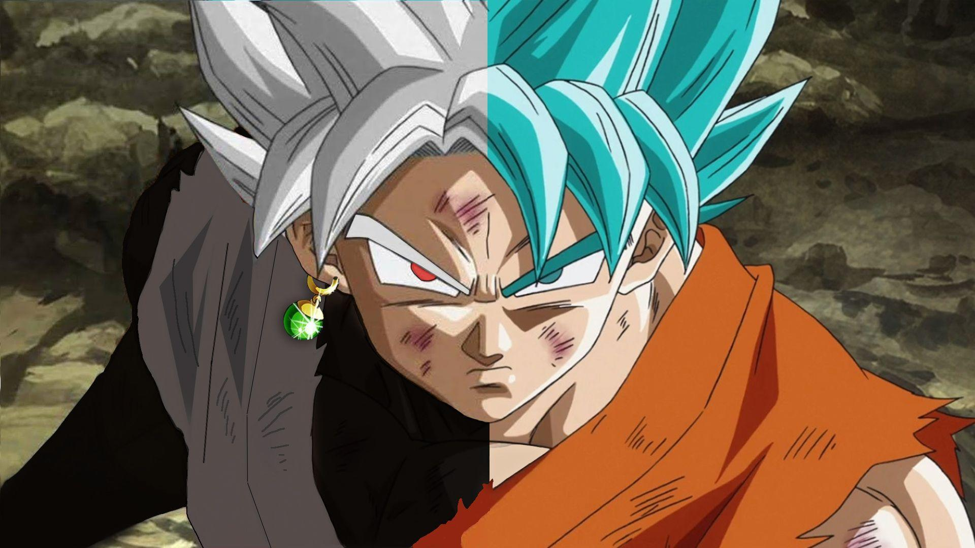 Goku SSGSS Wallpapers
