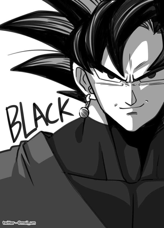 Goku Black Wallpapers Wallpaper Cave