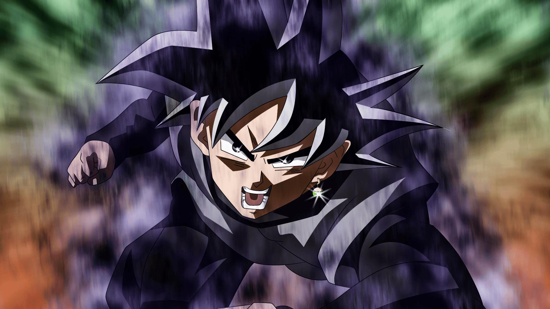 Goku Black Wallpapers - Wallpaper Cave