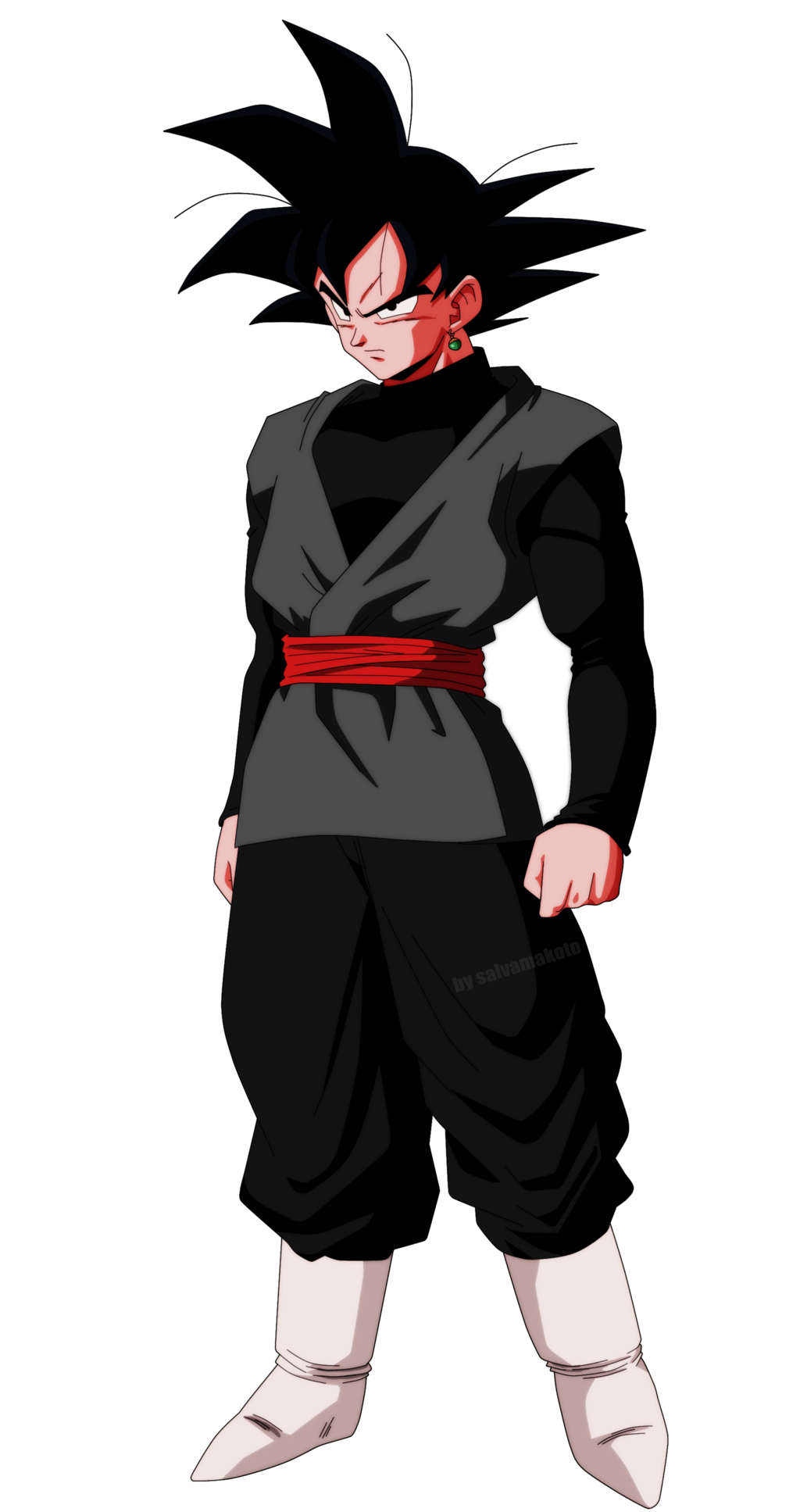 Cool Black Goku Smartphone Wallpapers Wallpapers Themes
