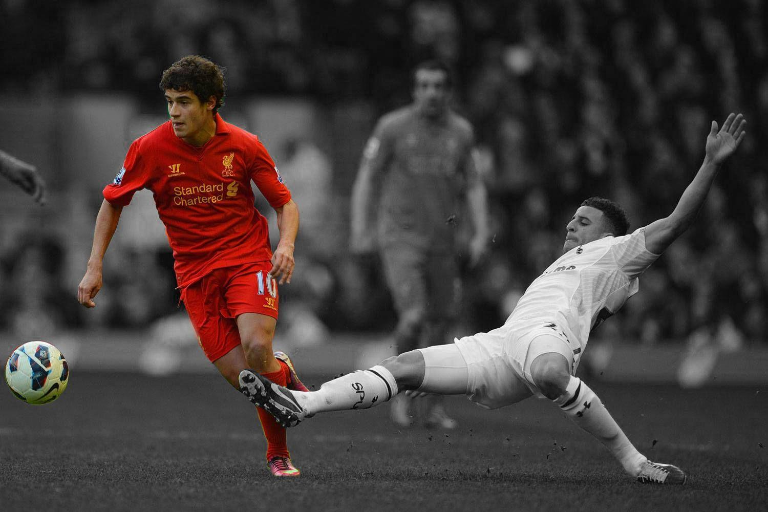 Philippe coutinho wallpapers wallpaper cave - Coutinho wallpaper hd ...
