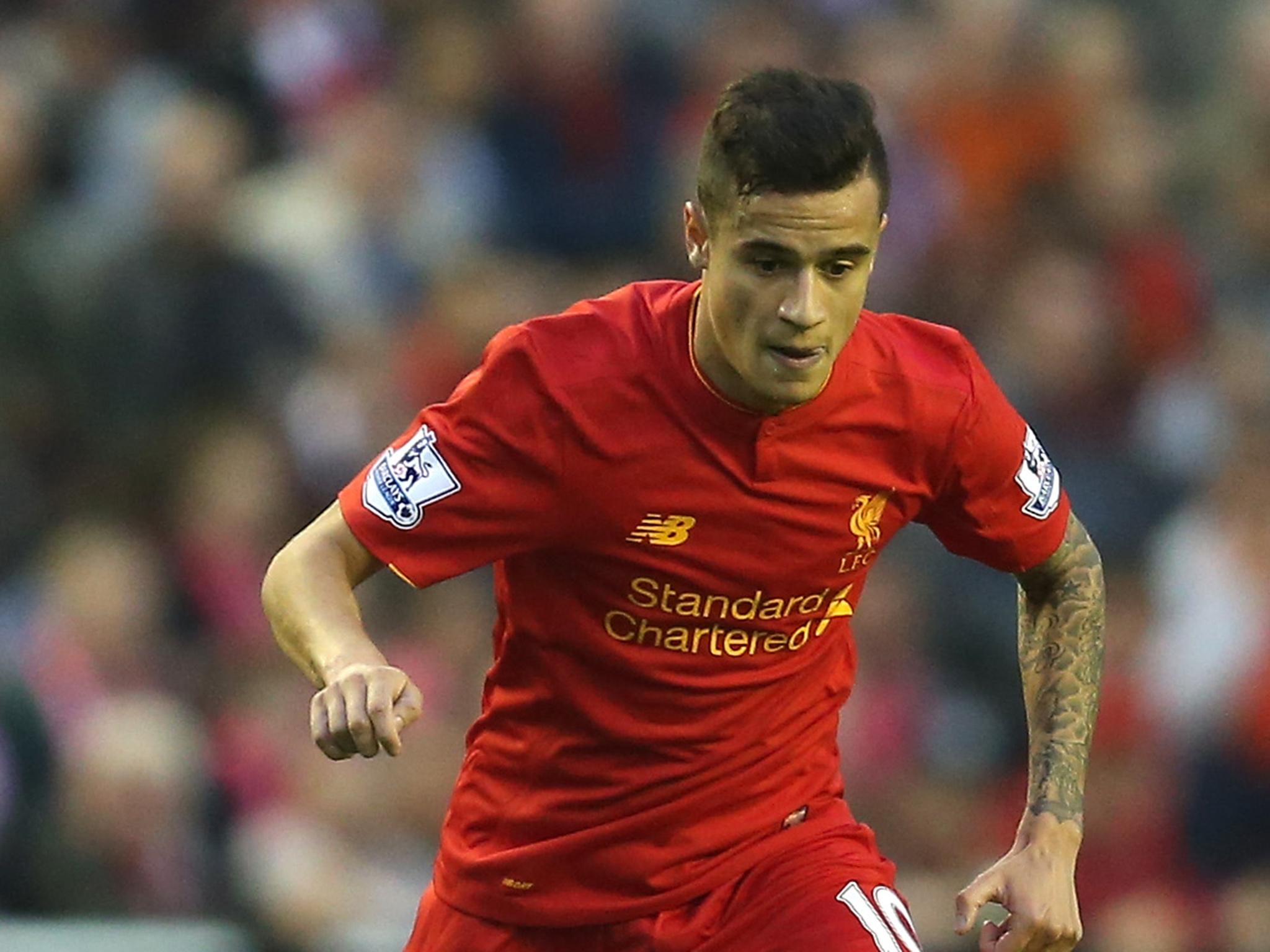 Philippe Coutinho Wallpapers