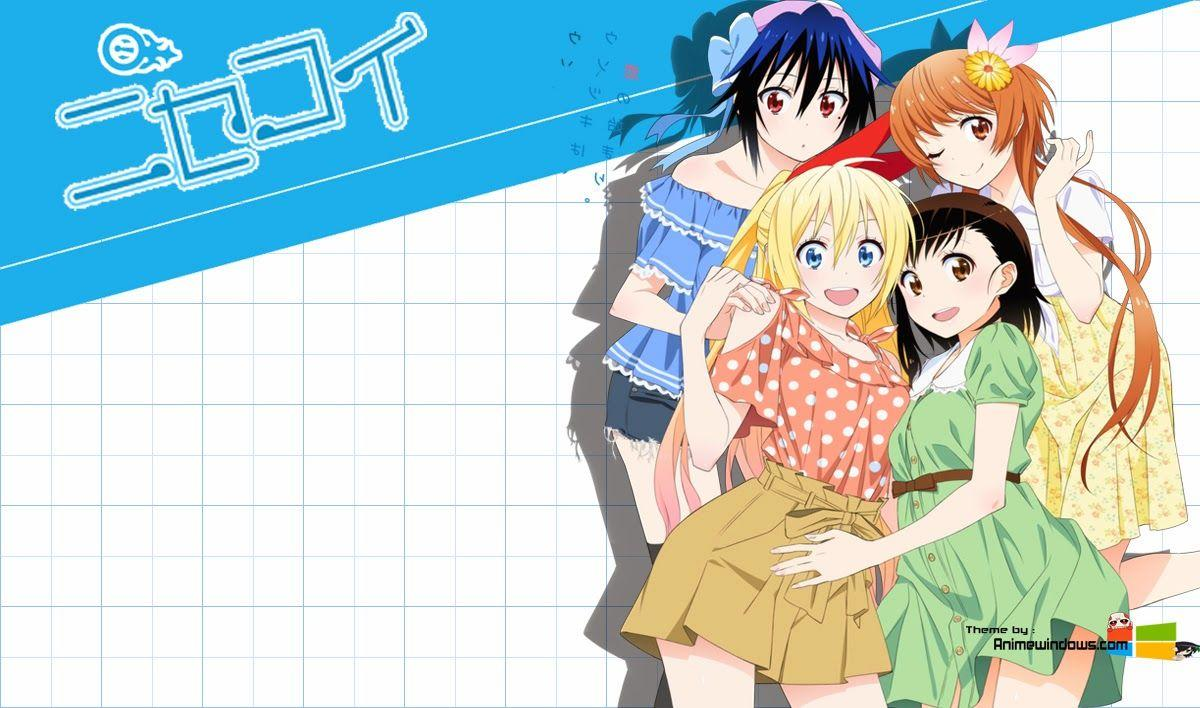 Unduh 1000+ Wallpaper Anime Hd Nisekoi HD