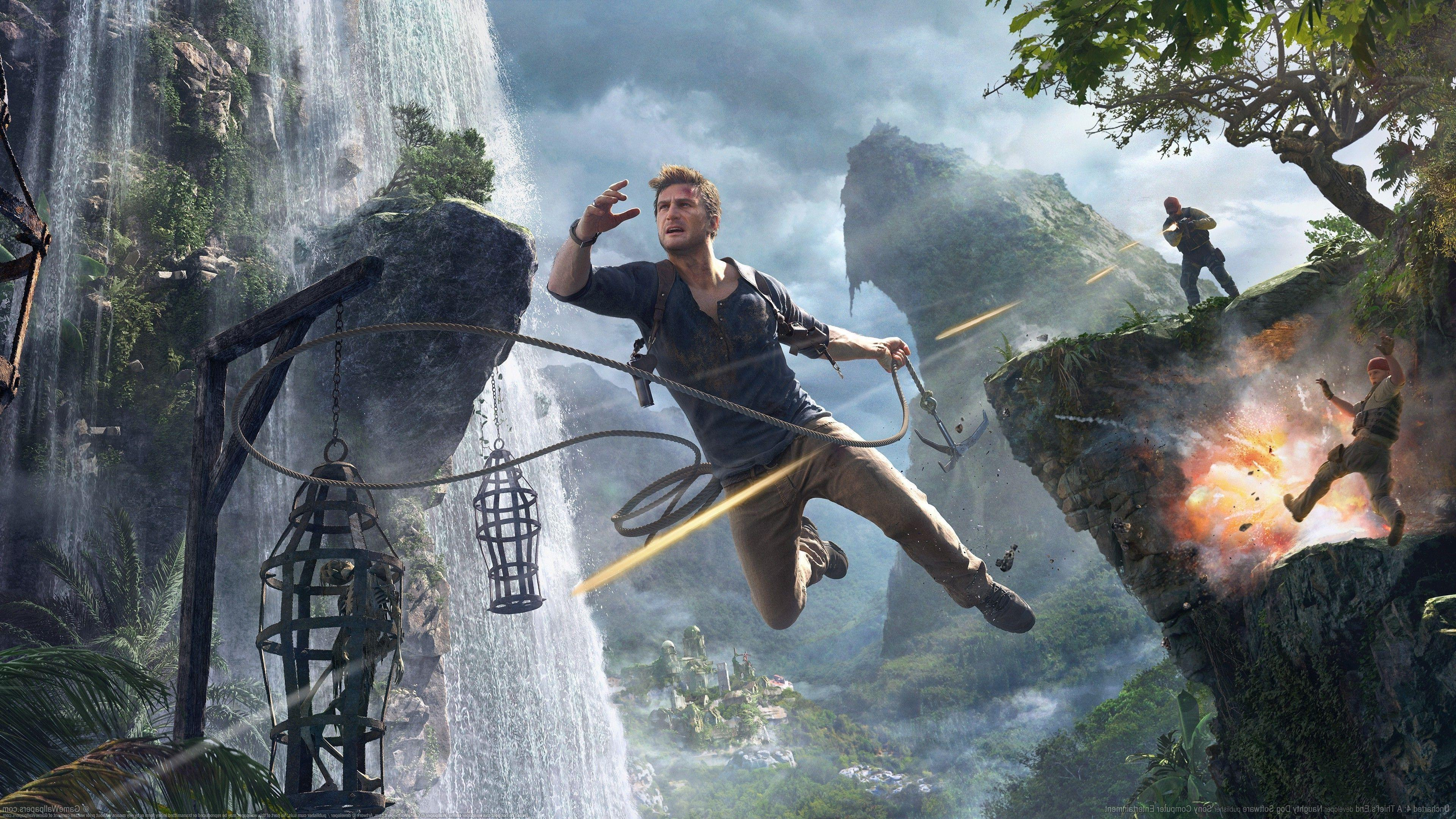 Uncharted 4 wallpapers wallpaper cave - Uncharted 4 wallpaper ps4 ...