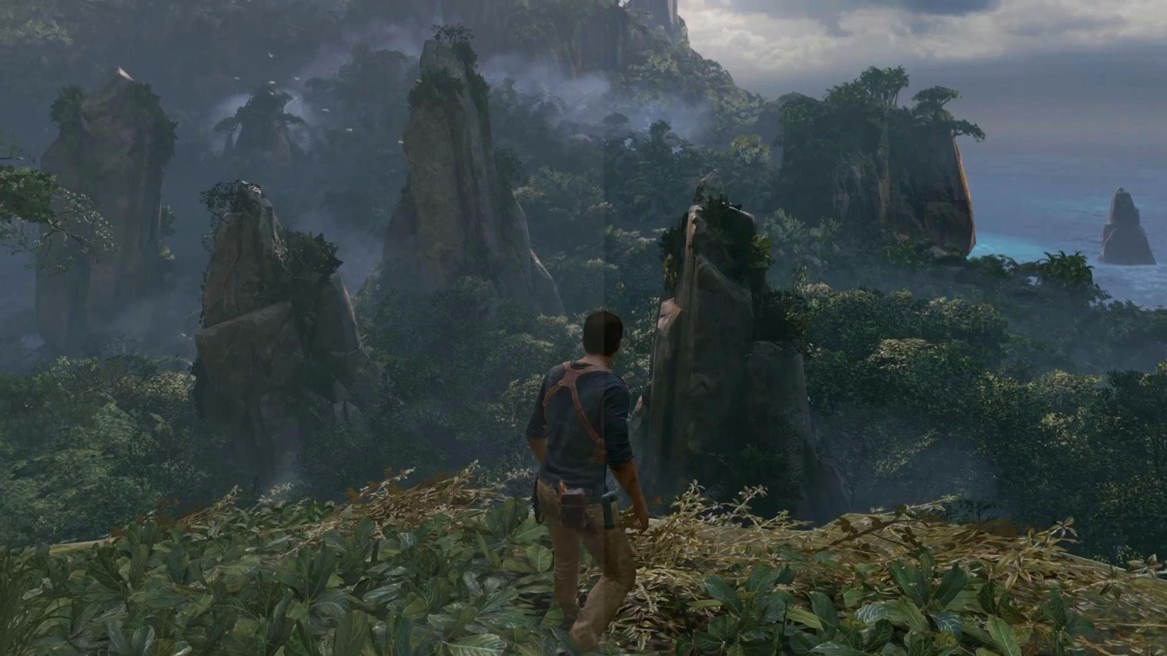 Game Wallpaper Uncharted 4 Wallpapers Wallpaper Cave