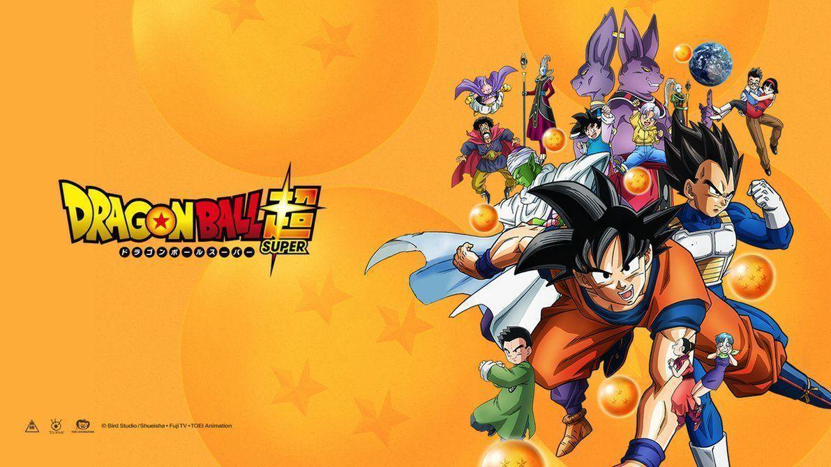 Dragon Ball Super Wallpaper HD - WallpaperSafari