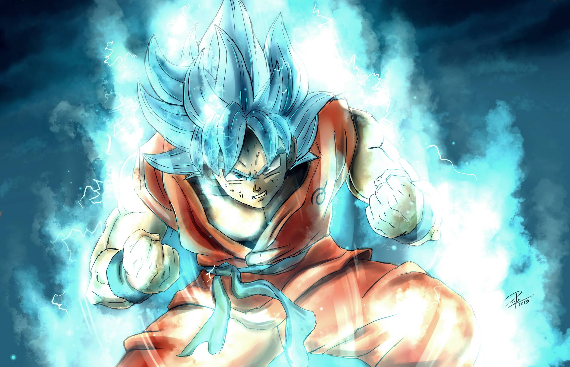 636 Dragon Ball Super HD Wallpapers