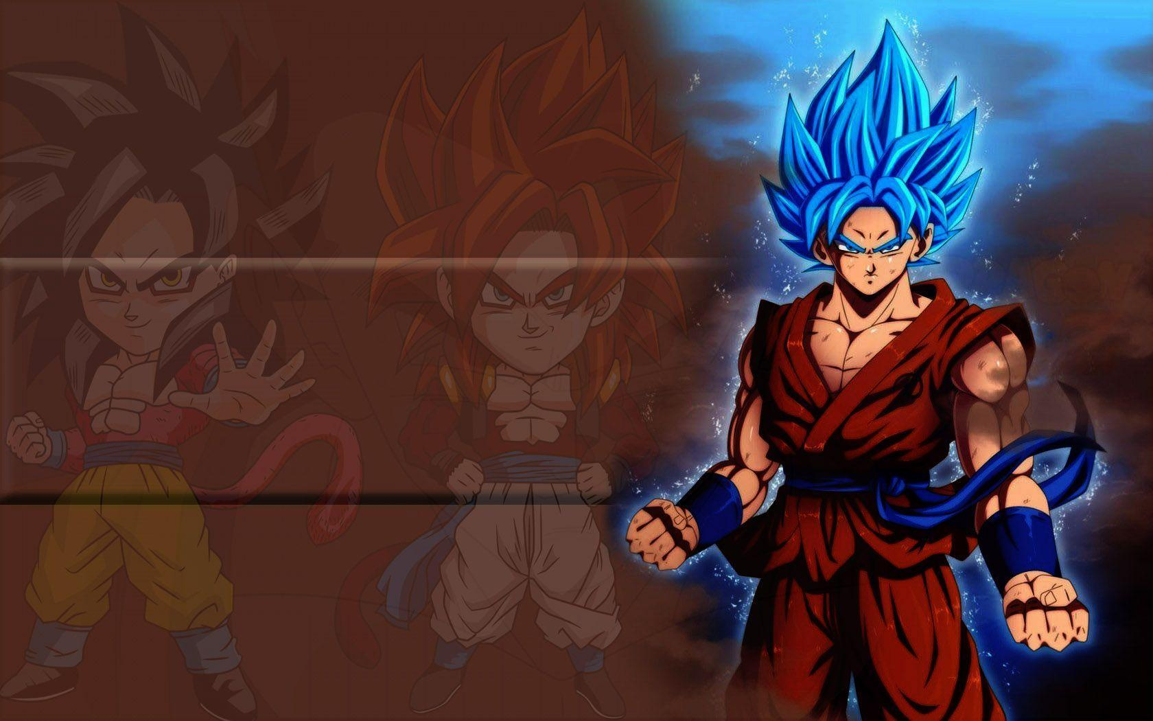 Dragon Ball Super Wallpaper Android: Dragon Ball Super Wallpapers