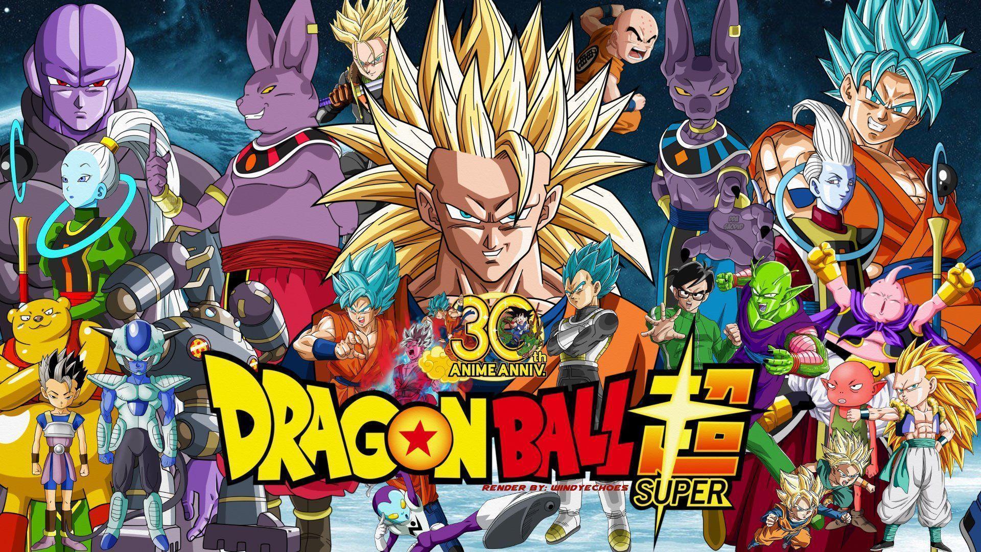 Dragon Ball Super Wallpapers Wallpaper Cave