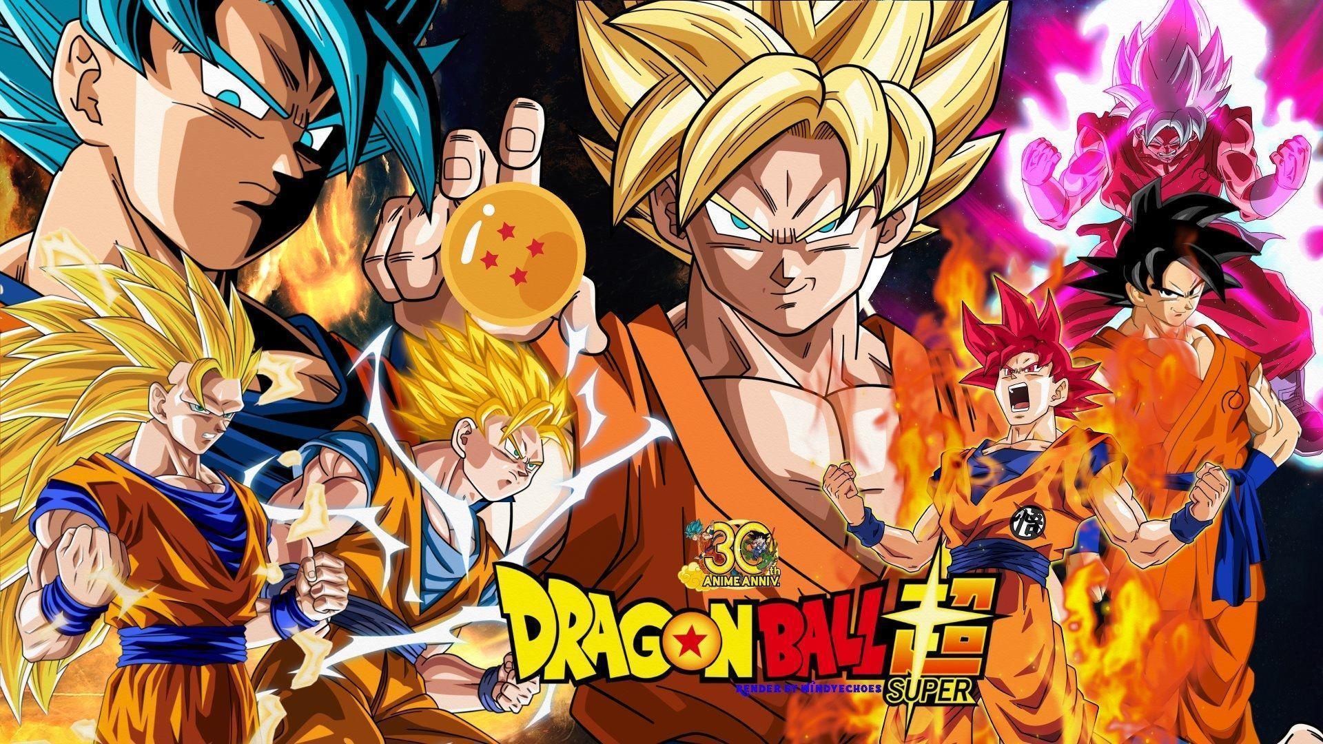 Dragon Ball Super Wallpapers - Wallpaper Cave