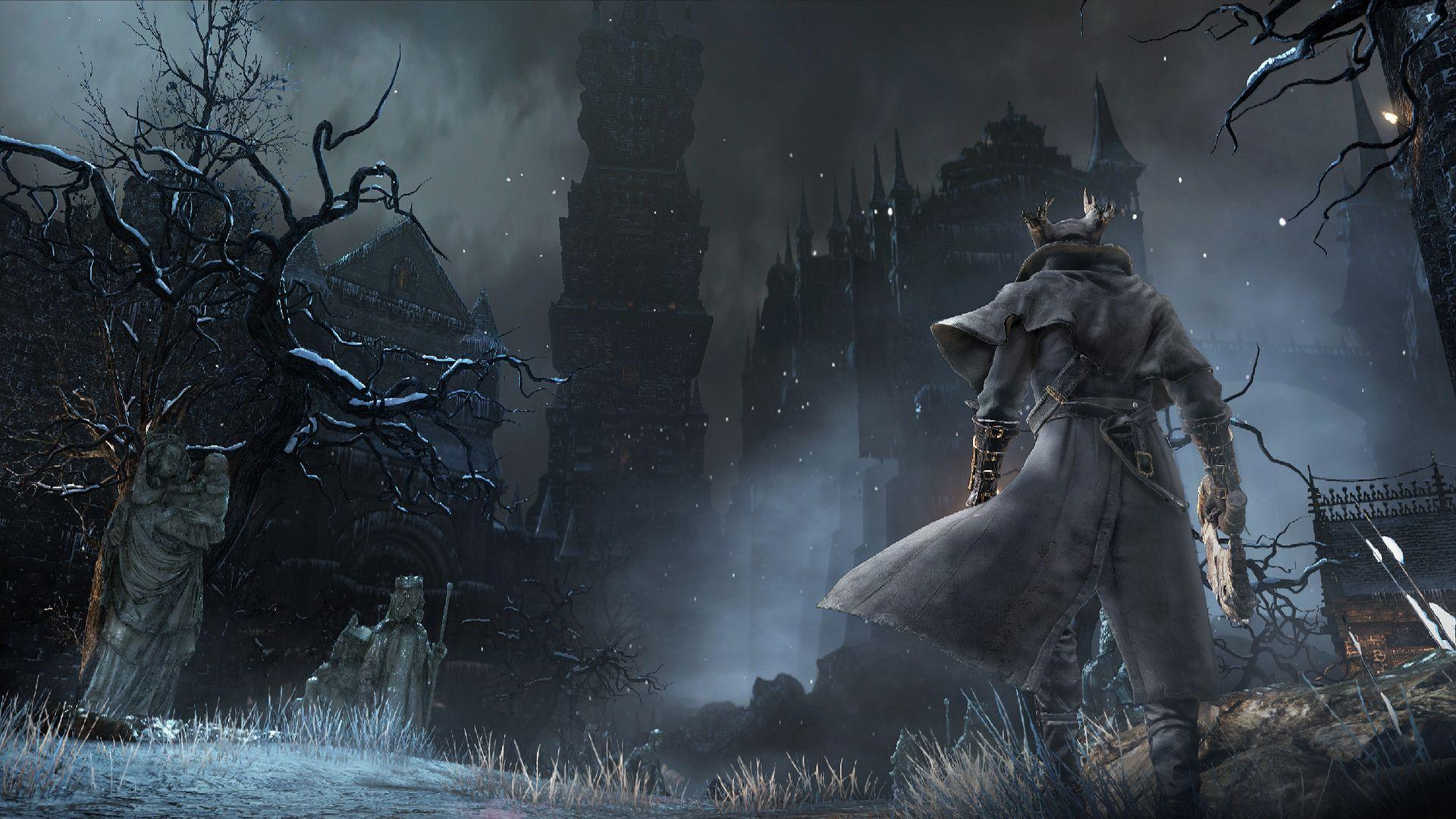 Bloodborne Wallpapers - Wallpaper Cave