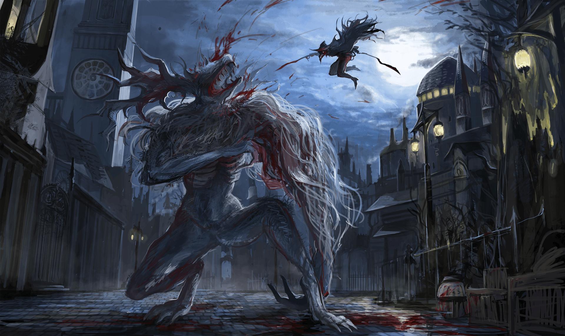 Screenshots | Bloodborne Wiki