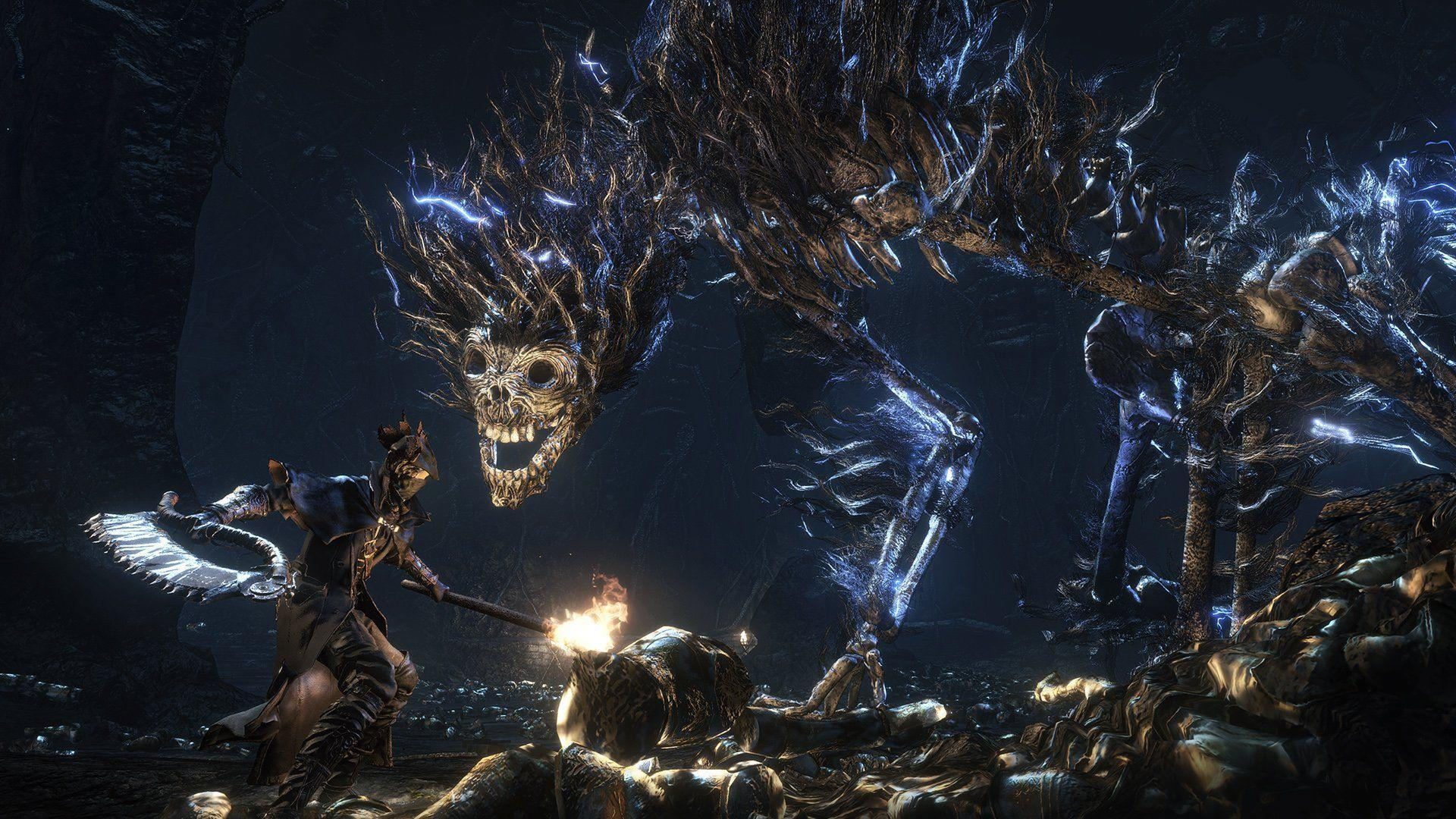 Bloodborne Wallpapers Wallpaper Cave