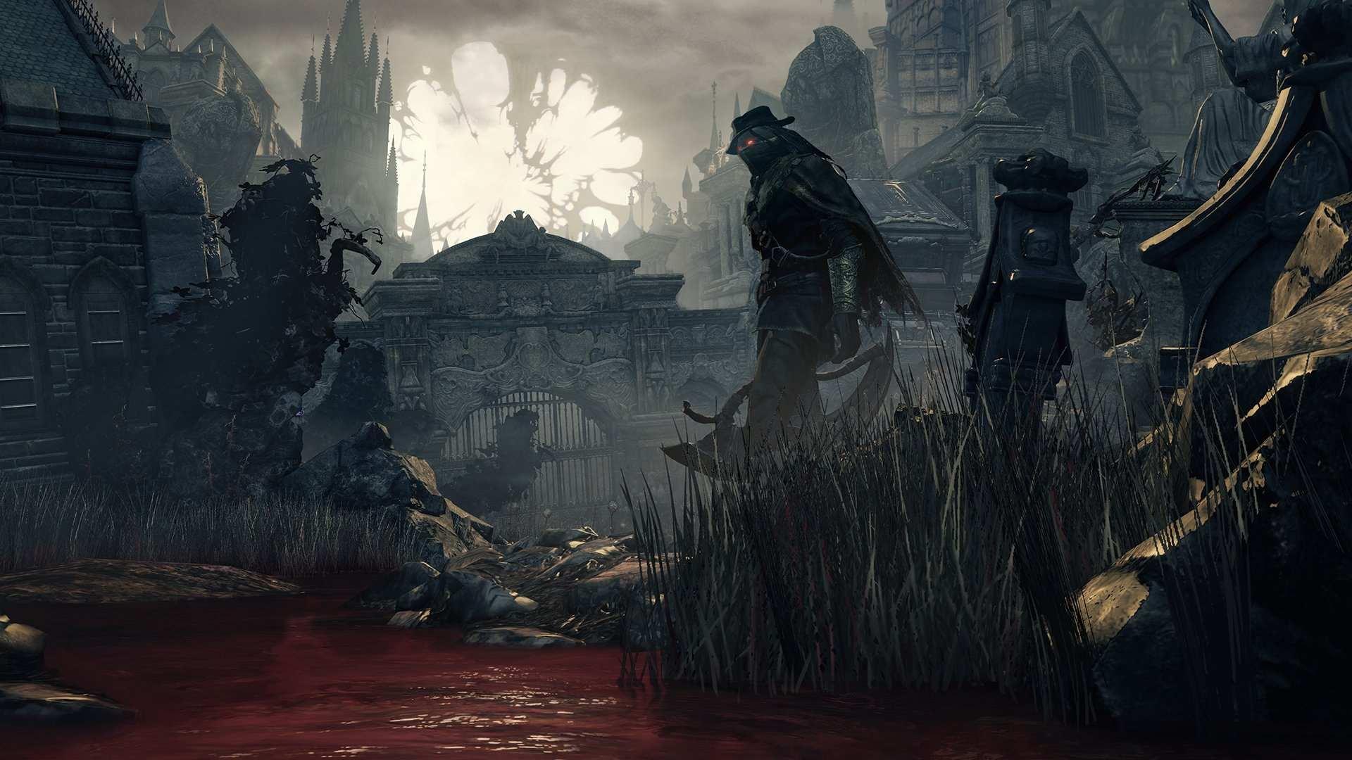 Bloodborne wallpapers wallpaper cave - Bloodborne download ...