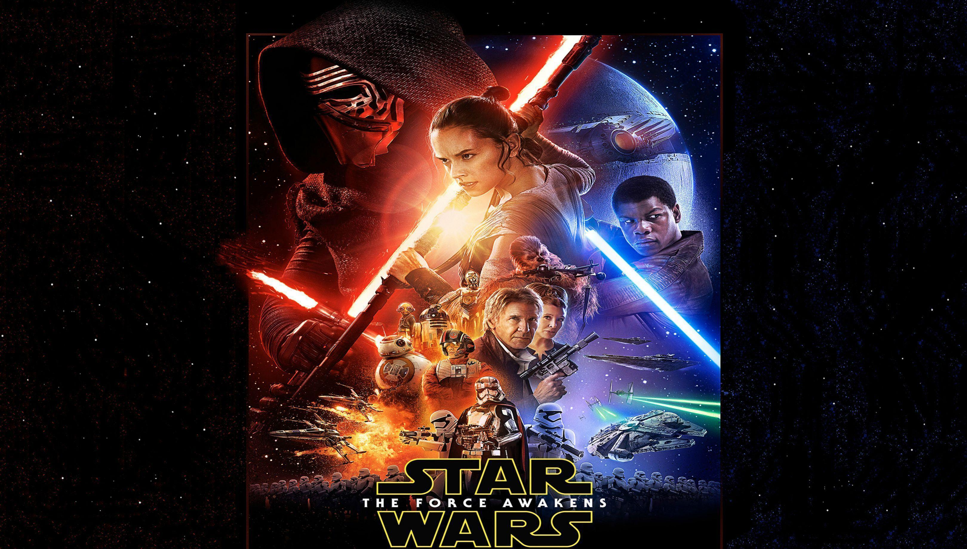 Star wars the force awakens wallpapers wallpaper cave - Star wars the force awakens desktop wallpaper ...