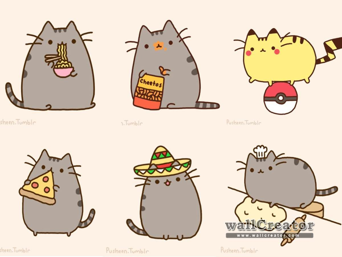 61 Best Images About Pusheen Cat On Pinterest