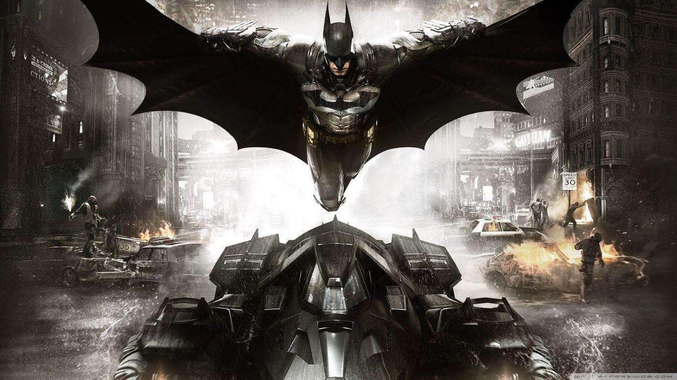 Batman Arkham Knight Wallpapers Wallpaper Cave