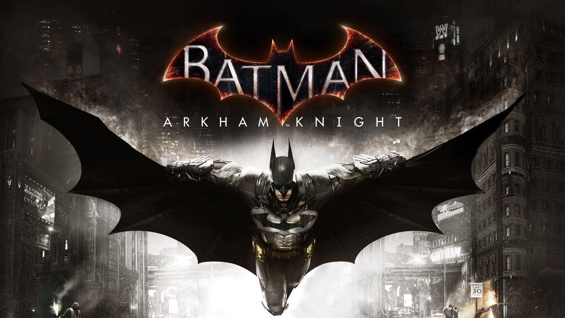Batman Arkham Knight Wallpaper PC 798