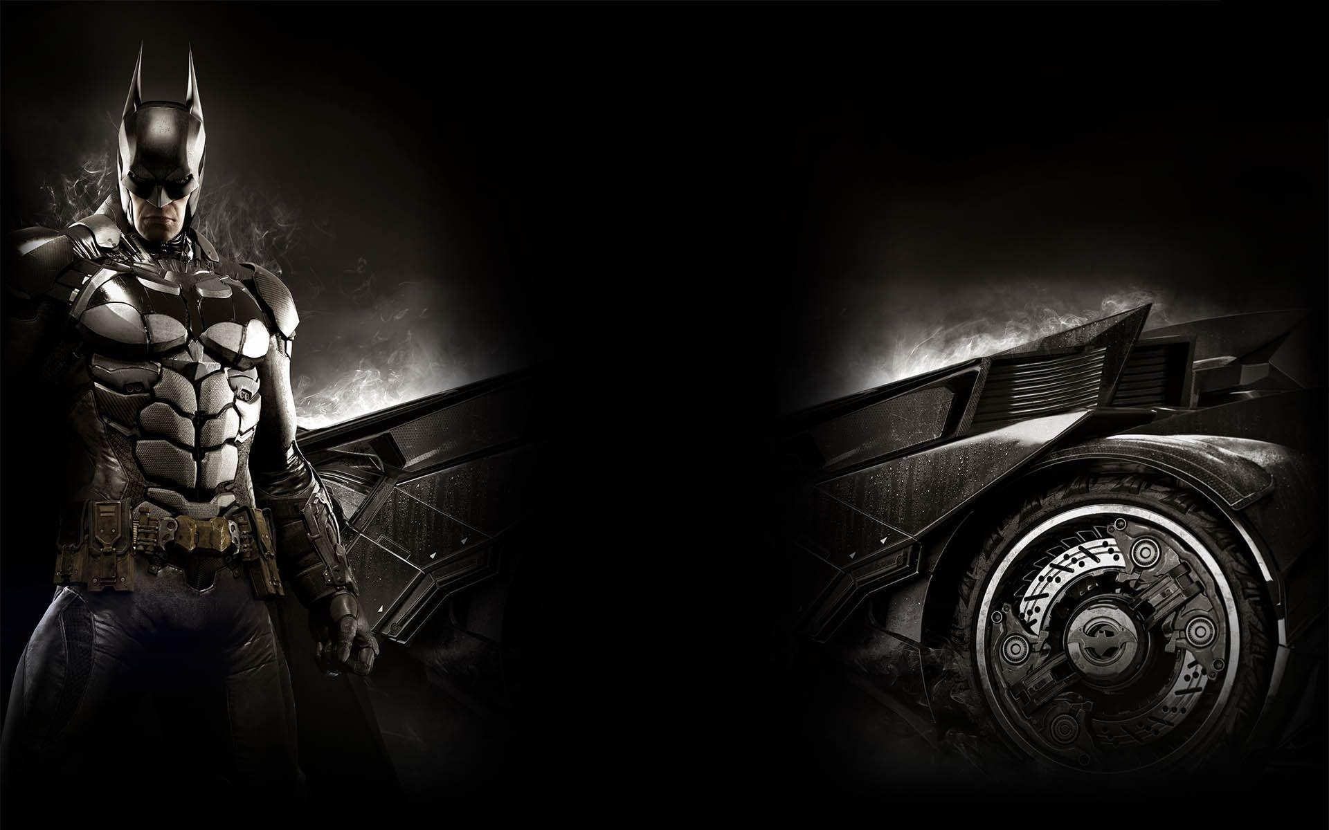 Batman: Arkham Knight Wallpapers - Wallpaper Cave