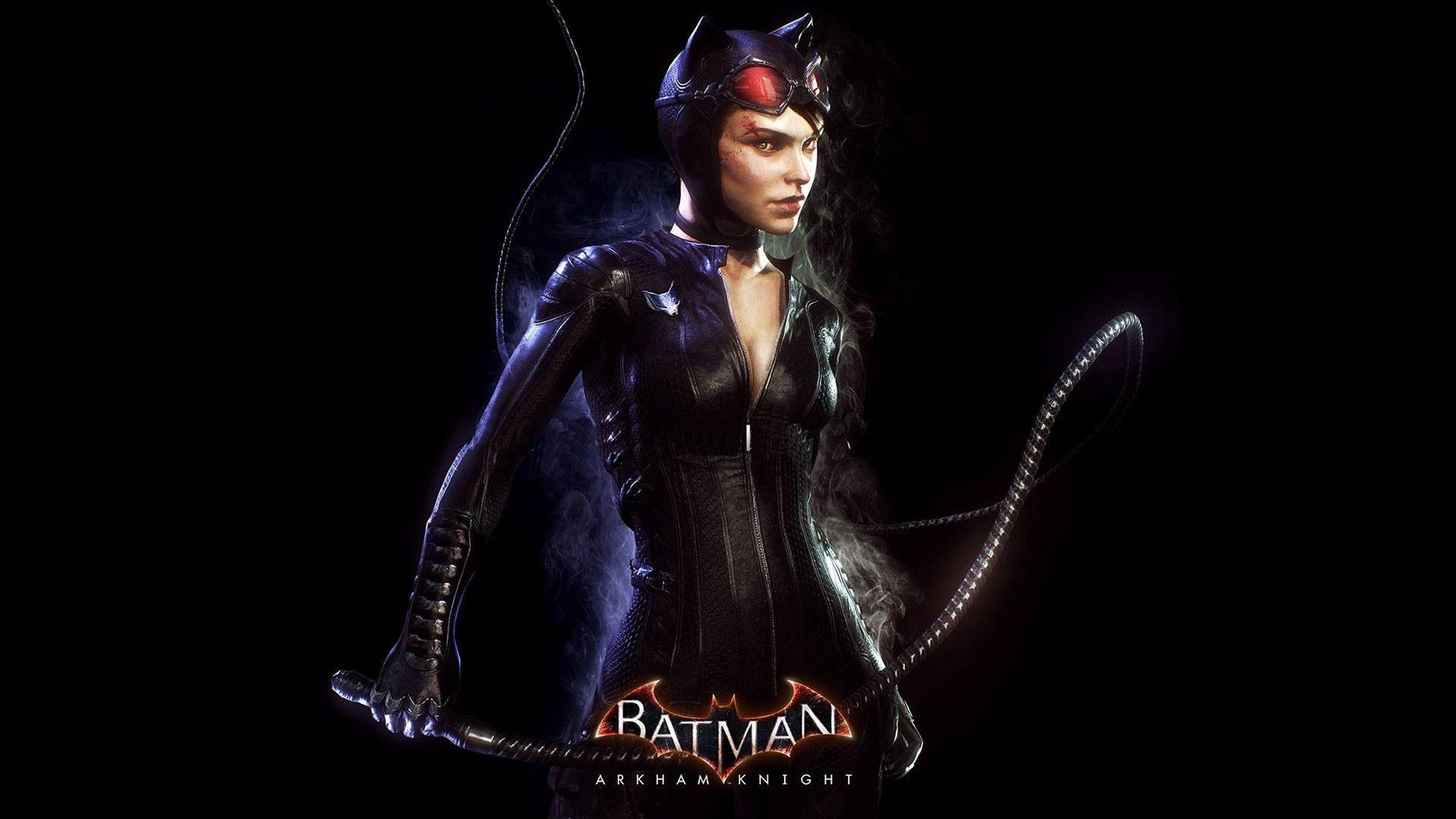 New Catwoman In Batman Arkham Knight Wallpaper 3003