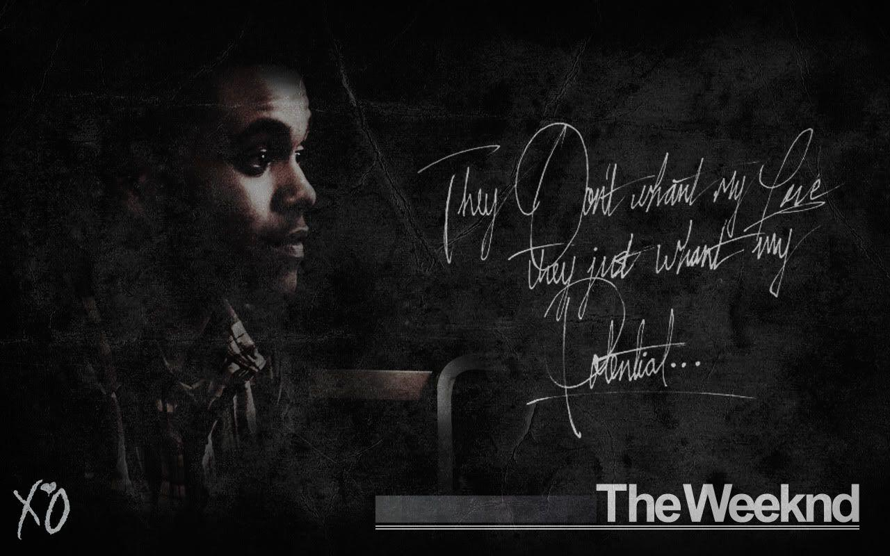 The Weeknd Wallpapers Wallpaper Cave