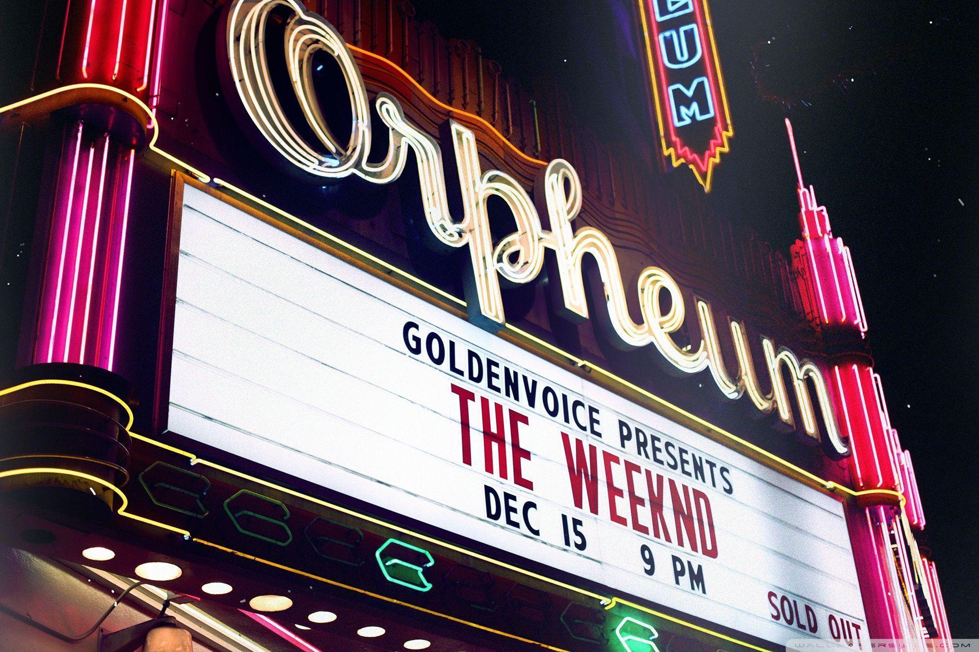 The Weeknd HD desktop wallpaper : Widescreen : High Definition ...