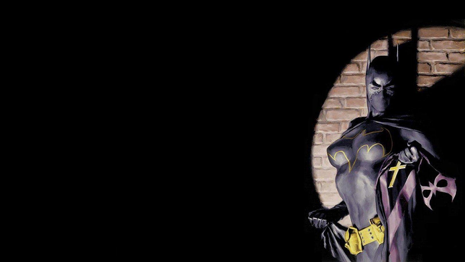 batgirl from dc comics wallpaper - photo #5