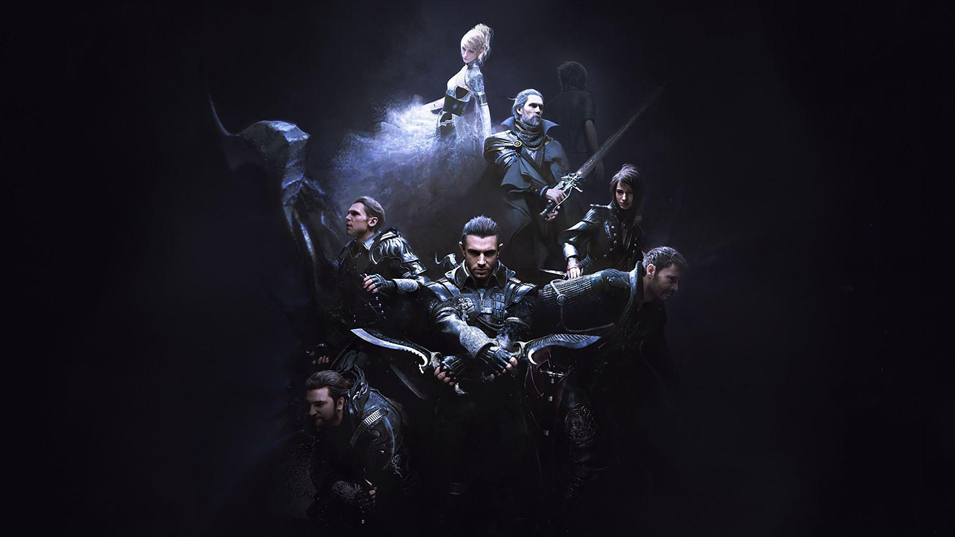 Get A Fancy Kingsglaive: Final Fantasy XV Wallpapers + Movie