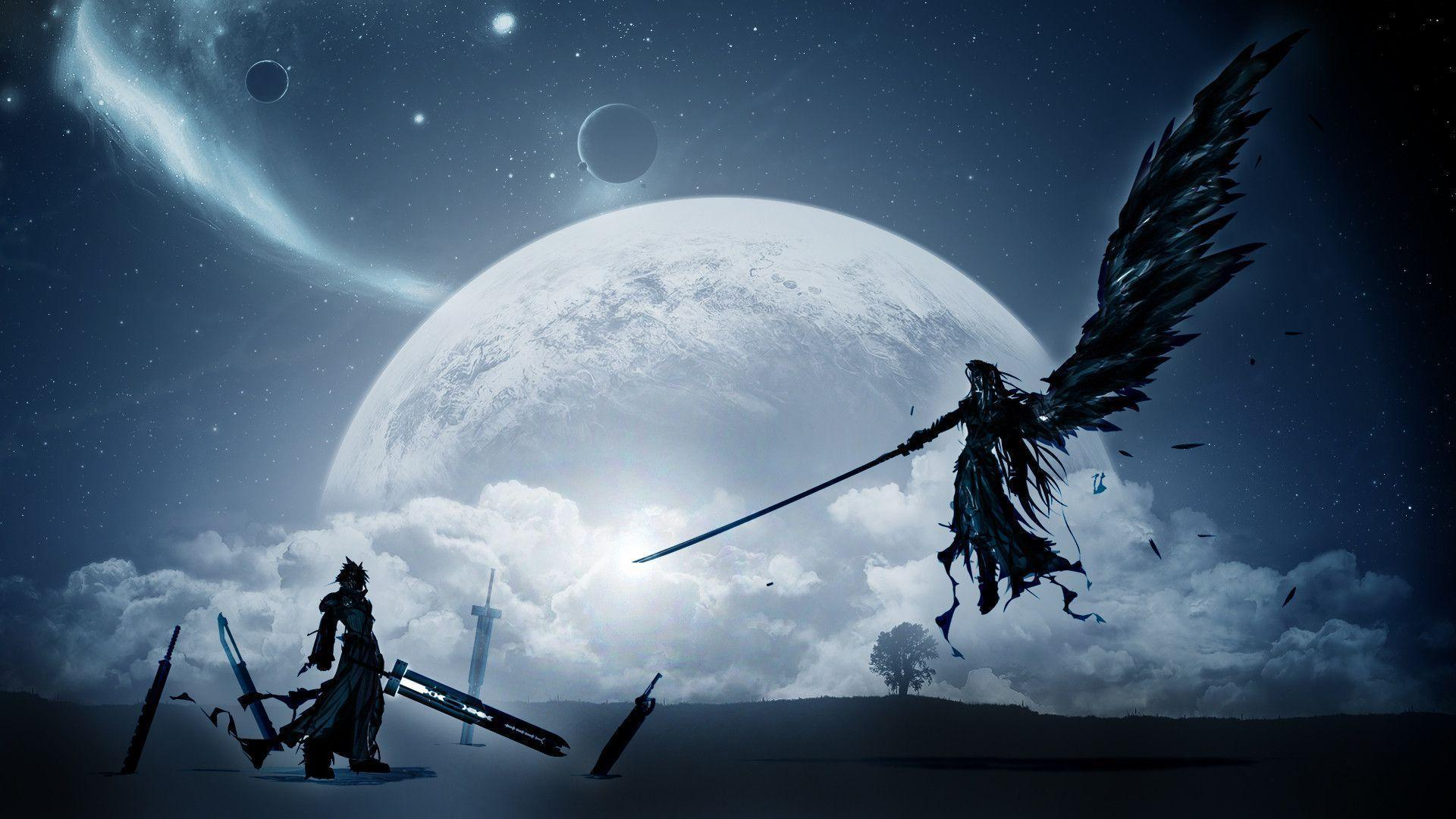 Wallpapers Final Fantasy HD Group